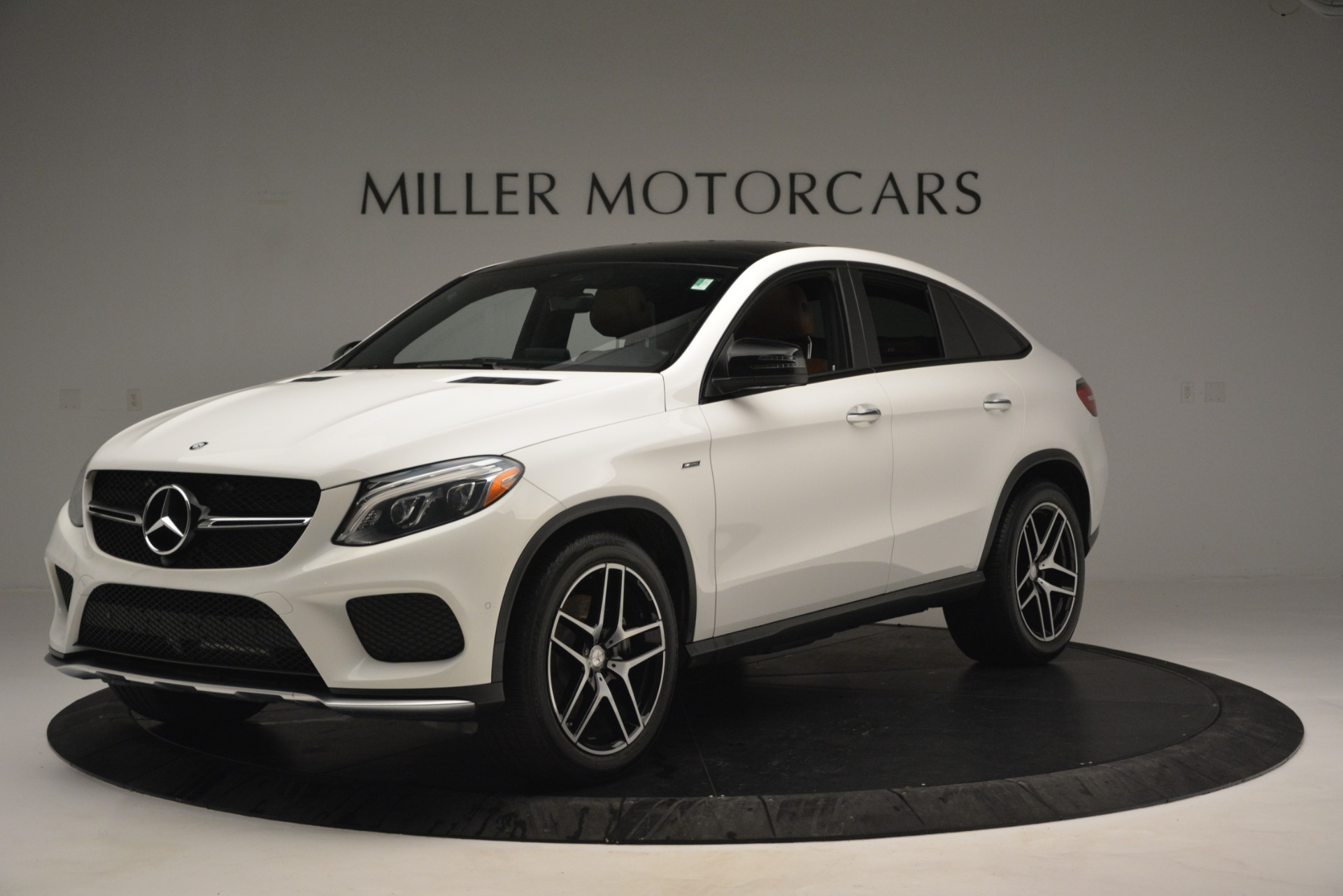 Used 2016 Mercedes-Benz GLE 450 AMG Coupe 4MATIC For Sale In Westport, CT 2787_p2