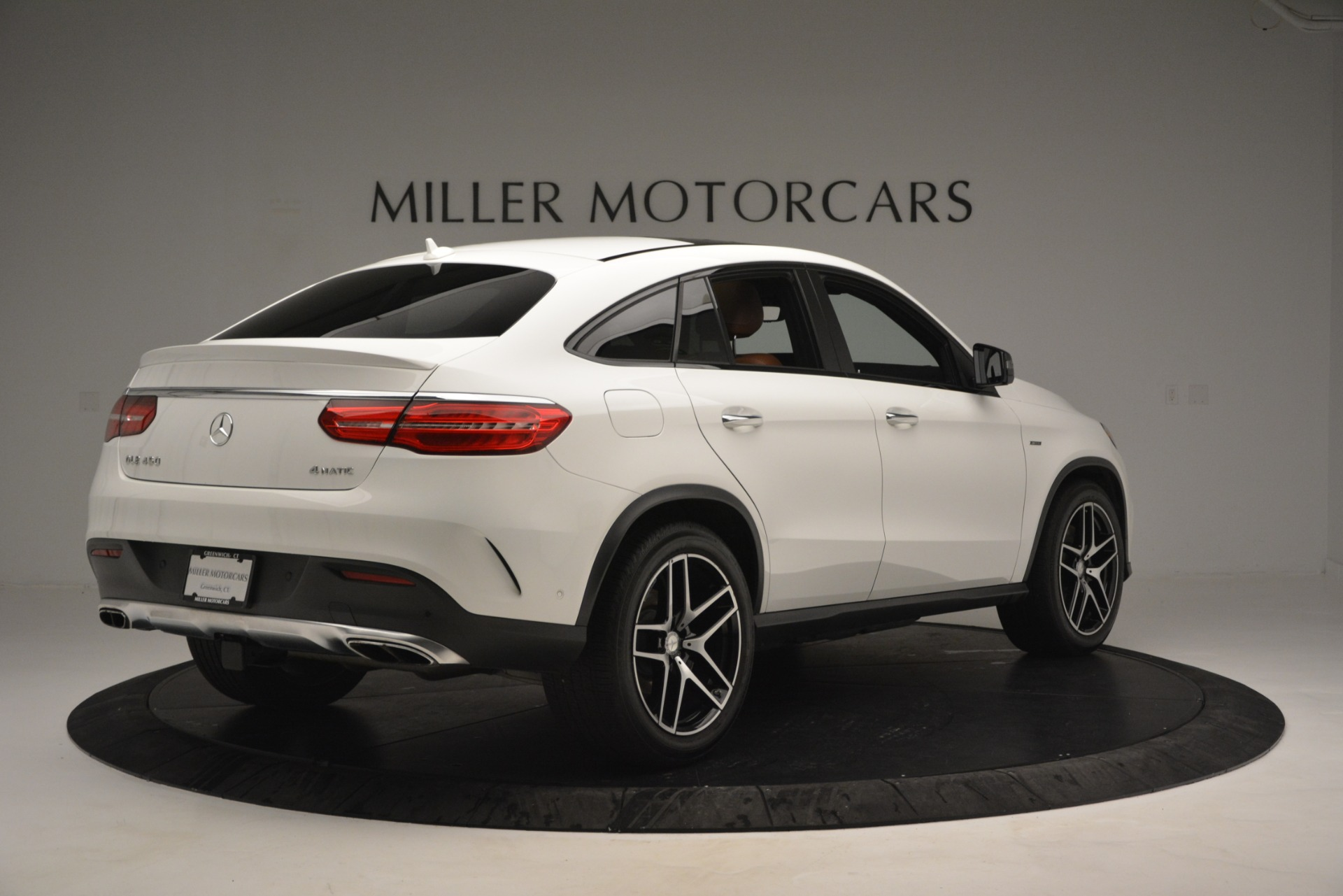 Used 2016 Mercedes-Benz GLE 450 AMG Coupe 4MATIC For Sale In Westport, CT 2787_p8