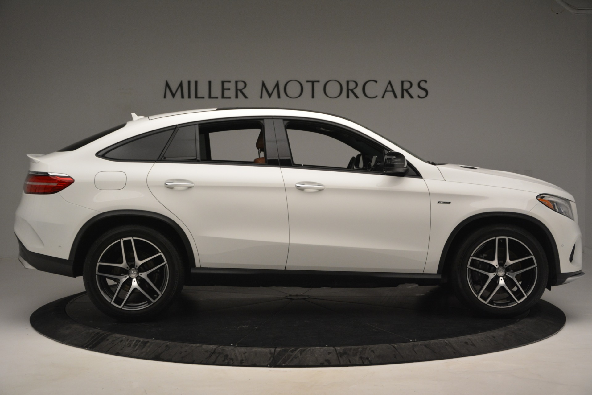Used 2016 Mercedes-Benz GLE 450 AMG Coupe 4MATIC For Sale In Westport, CT 2787_p9