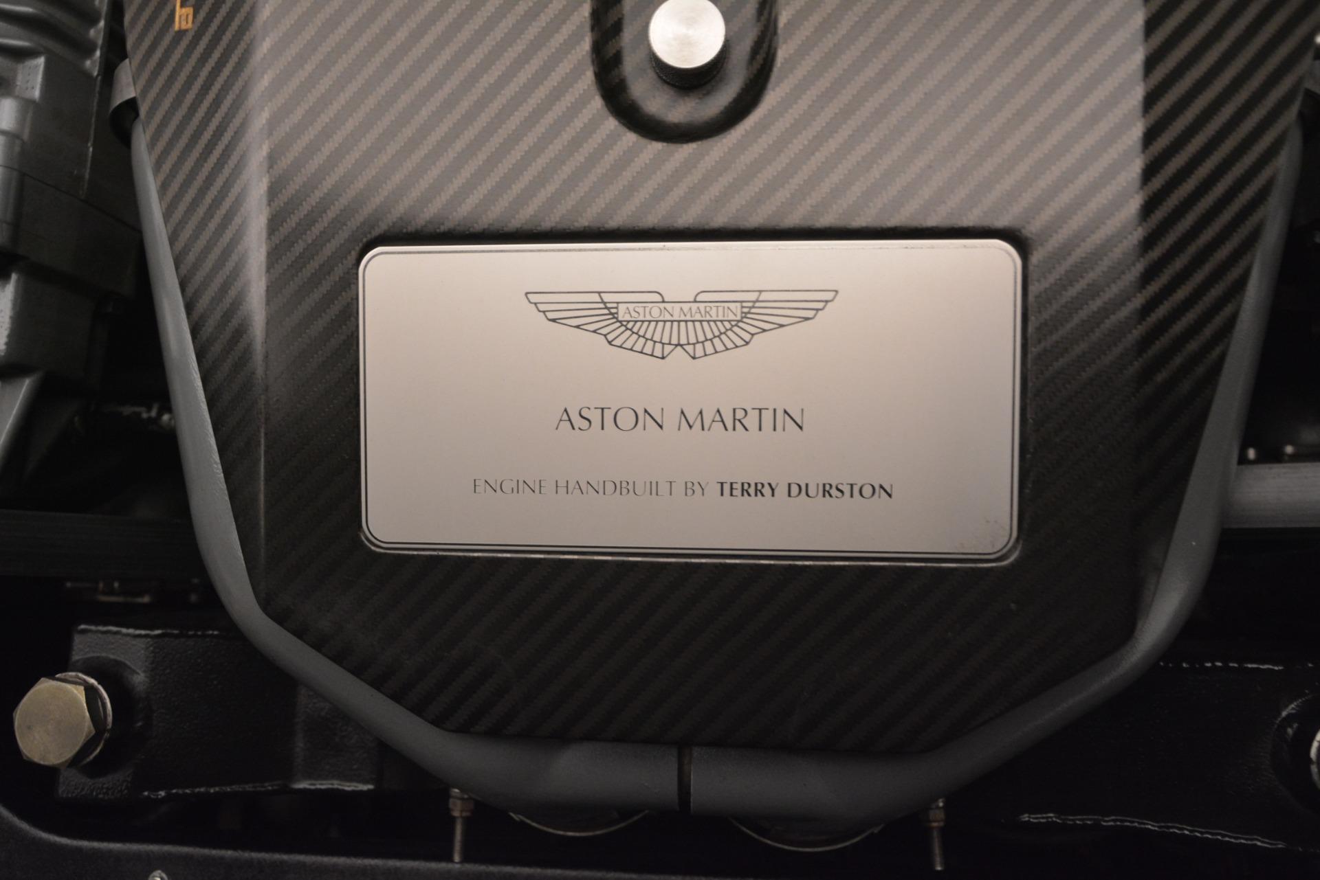 Used 1999 Aston Martin V8 Vantage Le Mans V600 Coupe For Sale In Westport, CT 2789_p31