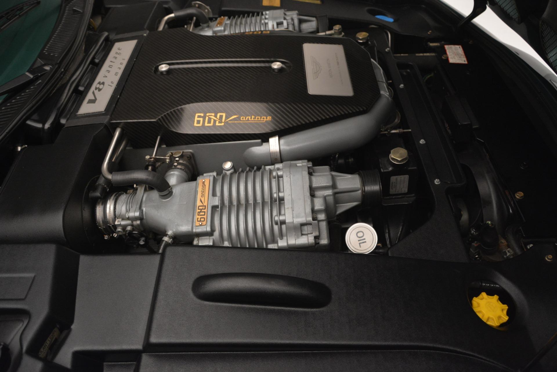 Used 1999 Aston Martin V8 Vantage Le Mans V600 Coupe For Sale In Westport, CT 2789_p32