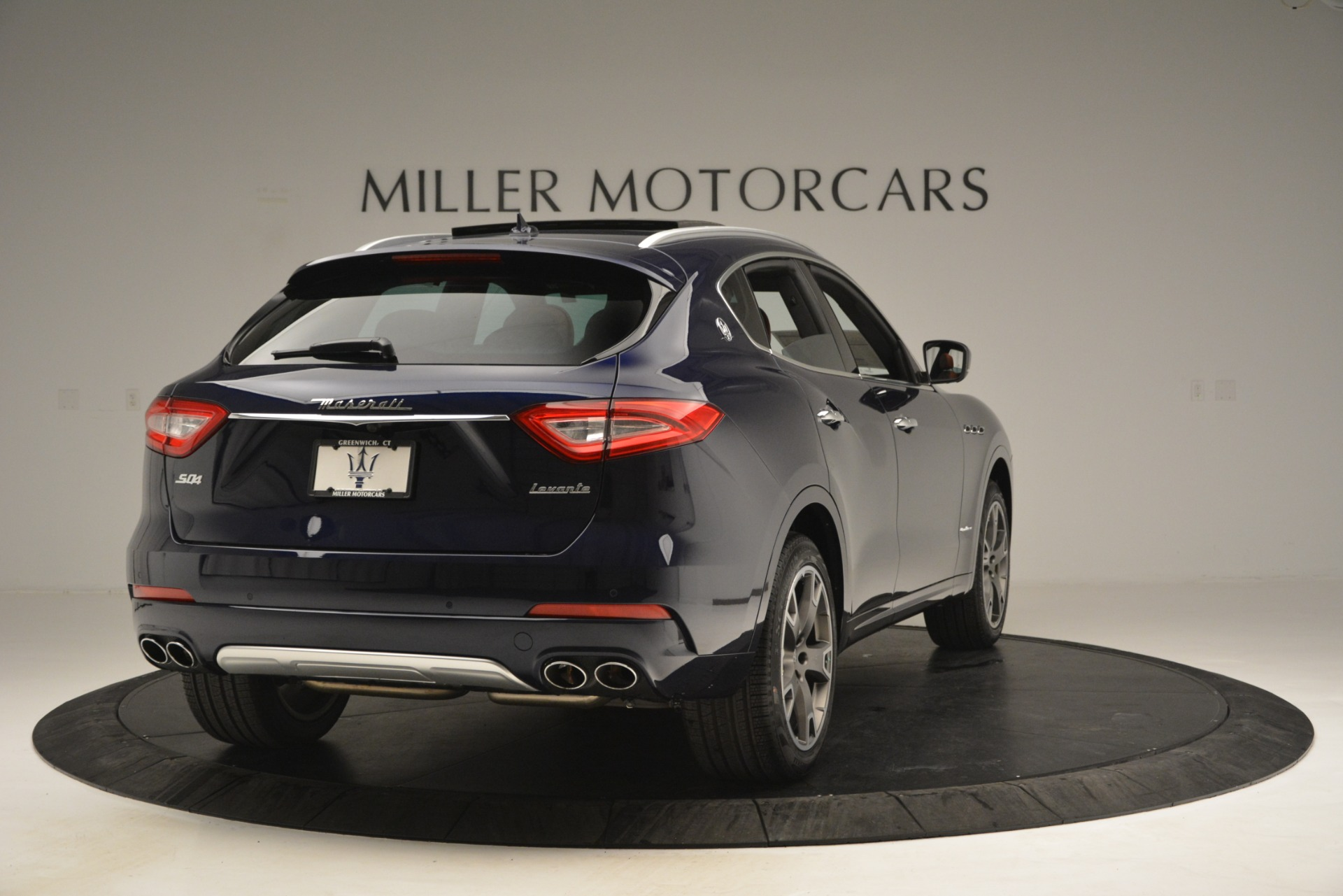 New 2019 Maserati Levante S Q4 GranLusso For Sale In Westport, CT 2791_p11