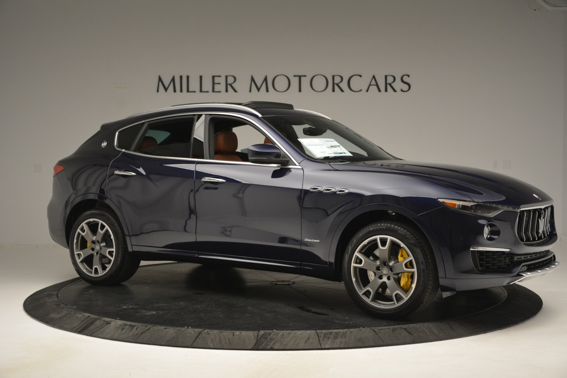 New 2019 Maserati Levante S Q4 GranLusso For Sale In Westport, CT 2791_p15