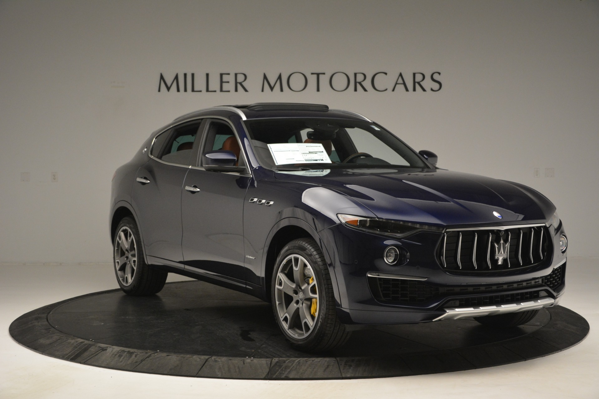 New 2019 Maserati Levante S Q4 GranLusso For Sale In Westport, CT 2791_p16