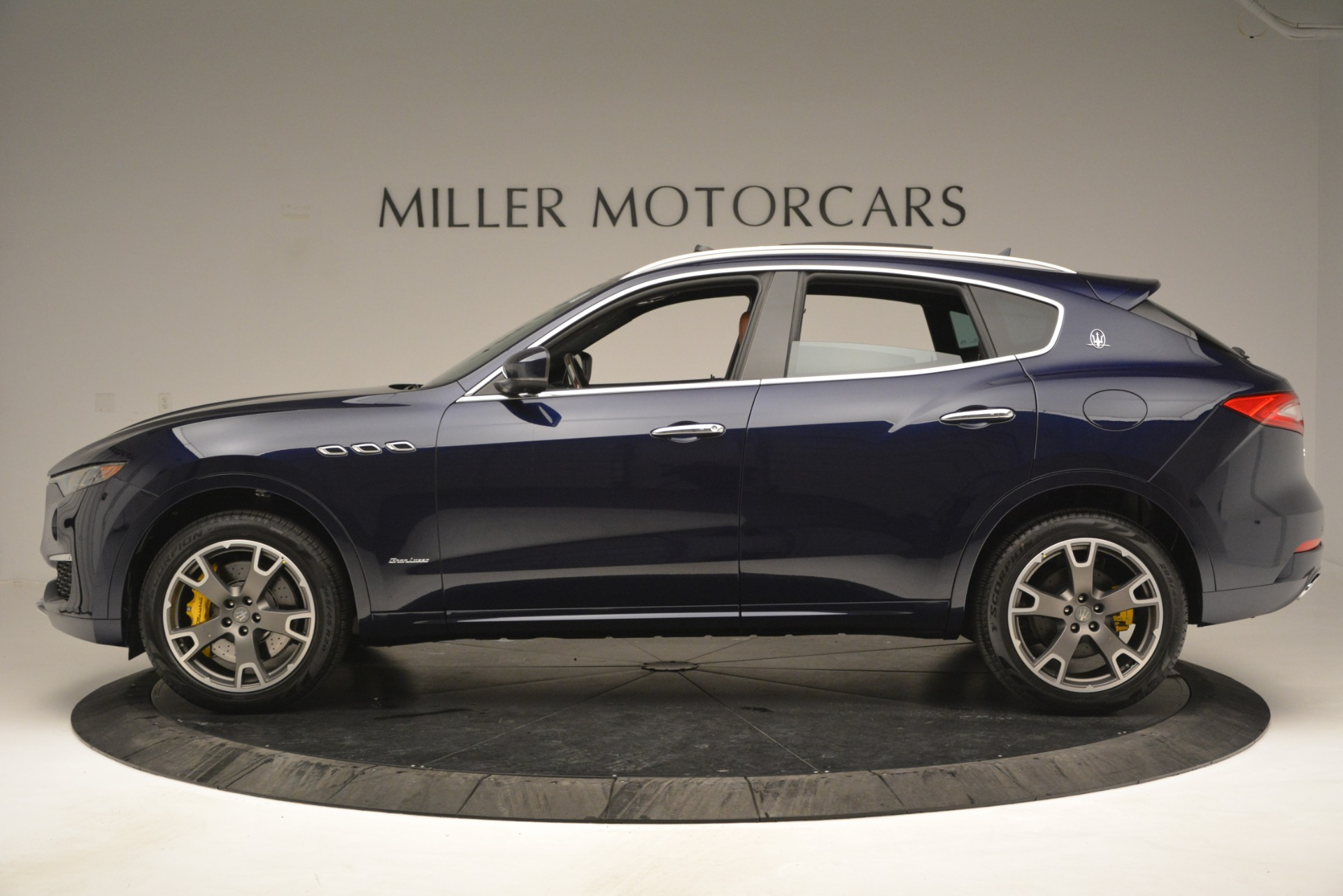 New 2019 Maserati Levante S Q4 GranLusso For Sale In Westport, CT 2791_p4