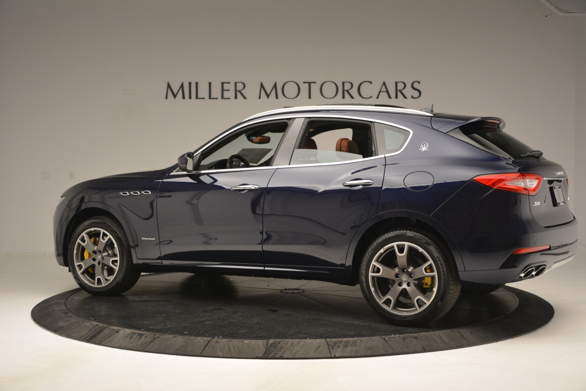 New 2019 Maserati Levante S Q4 GranLusso For Sale In Westport, CT 2791_p5