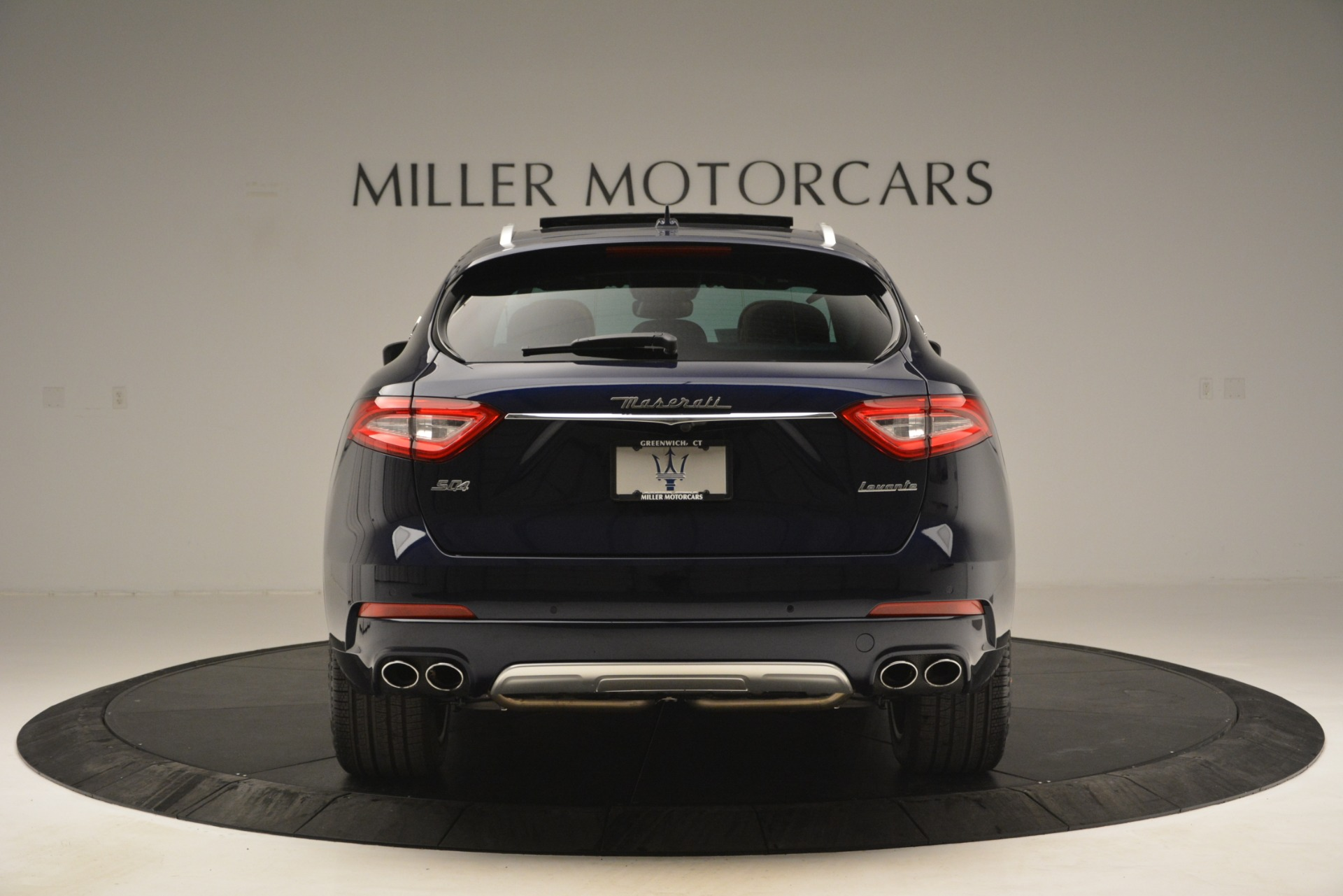 New 2019 Maserati Levante S Q4 GranLusso For Sale In Westport, CT 2791_p8