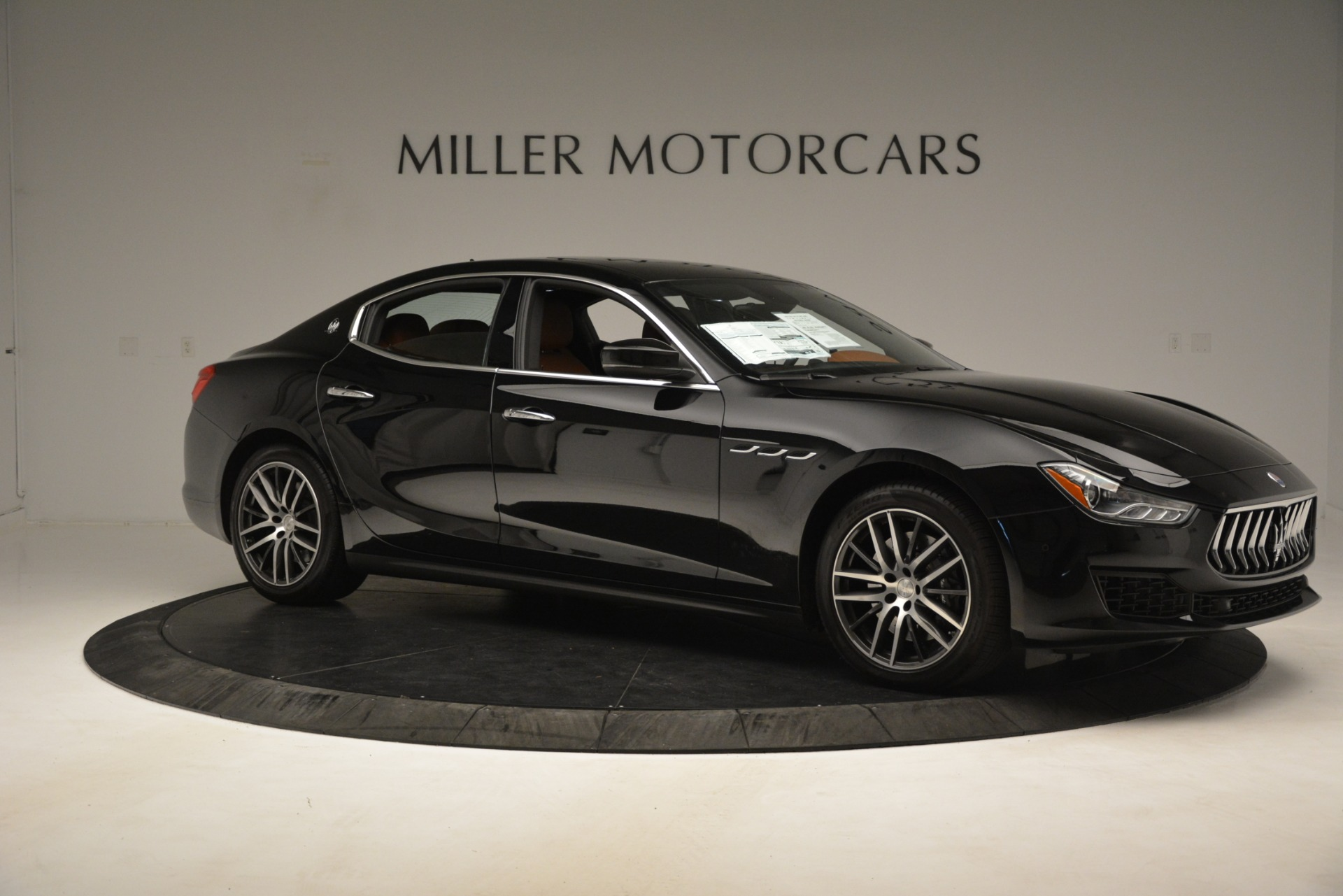 New 2019 Maserati Ghibli S Q4 For Sale In Westport, CT 2792_p10