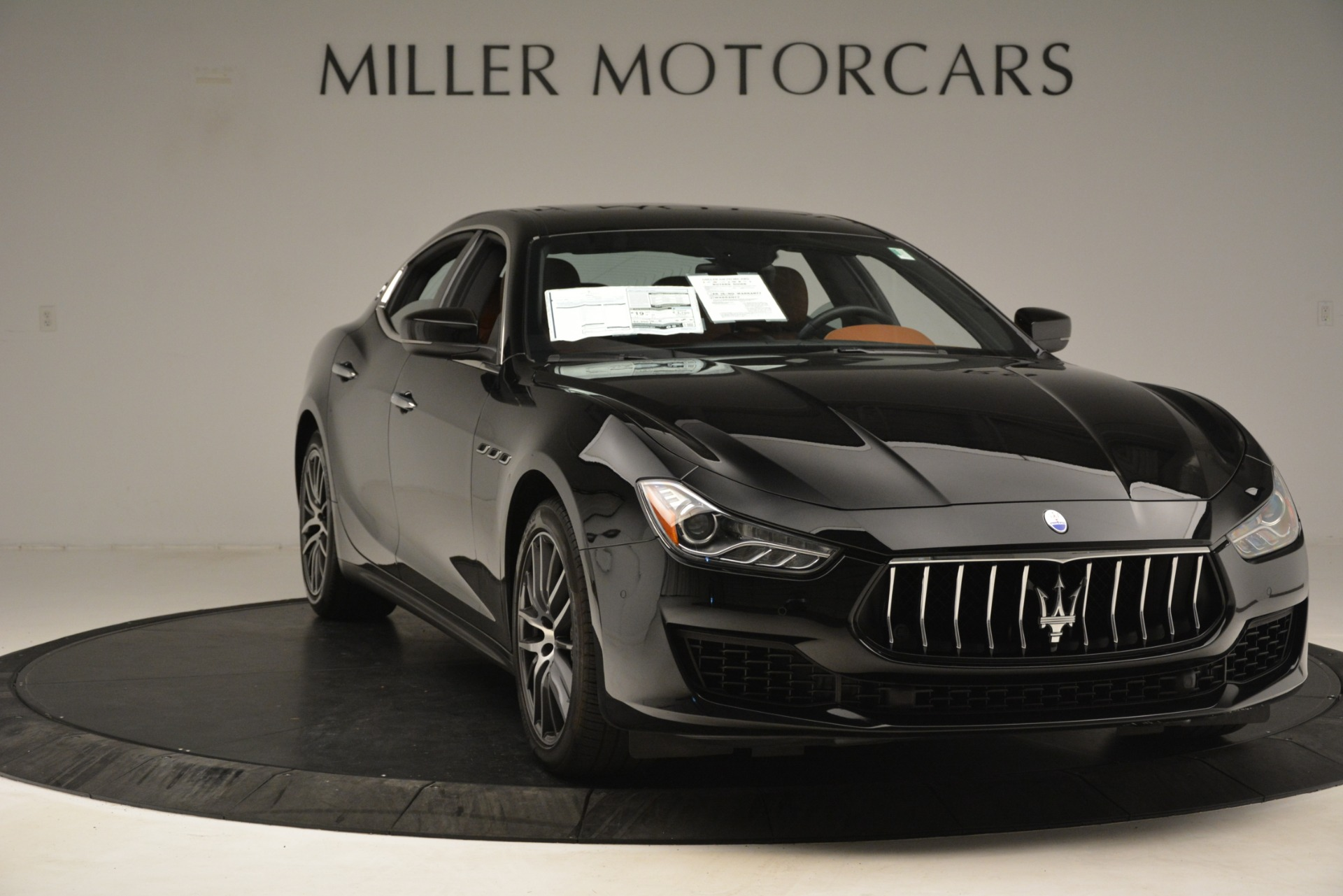 New 2019 Maserati Ghibli S Q4 For Sale In Westport, CT 2793_p11