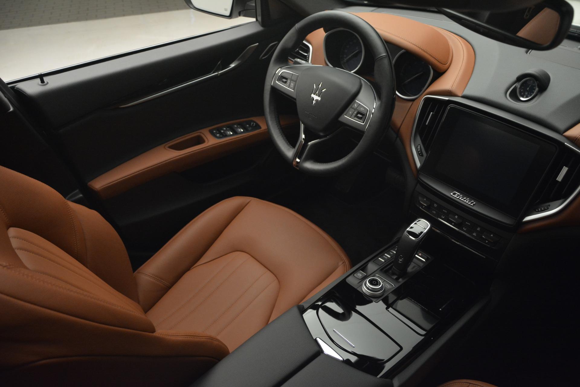 New 2019 Maserati Ghibli S Q4 For Sale In Westport, CT 2795_p18