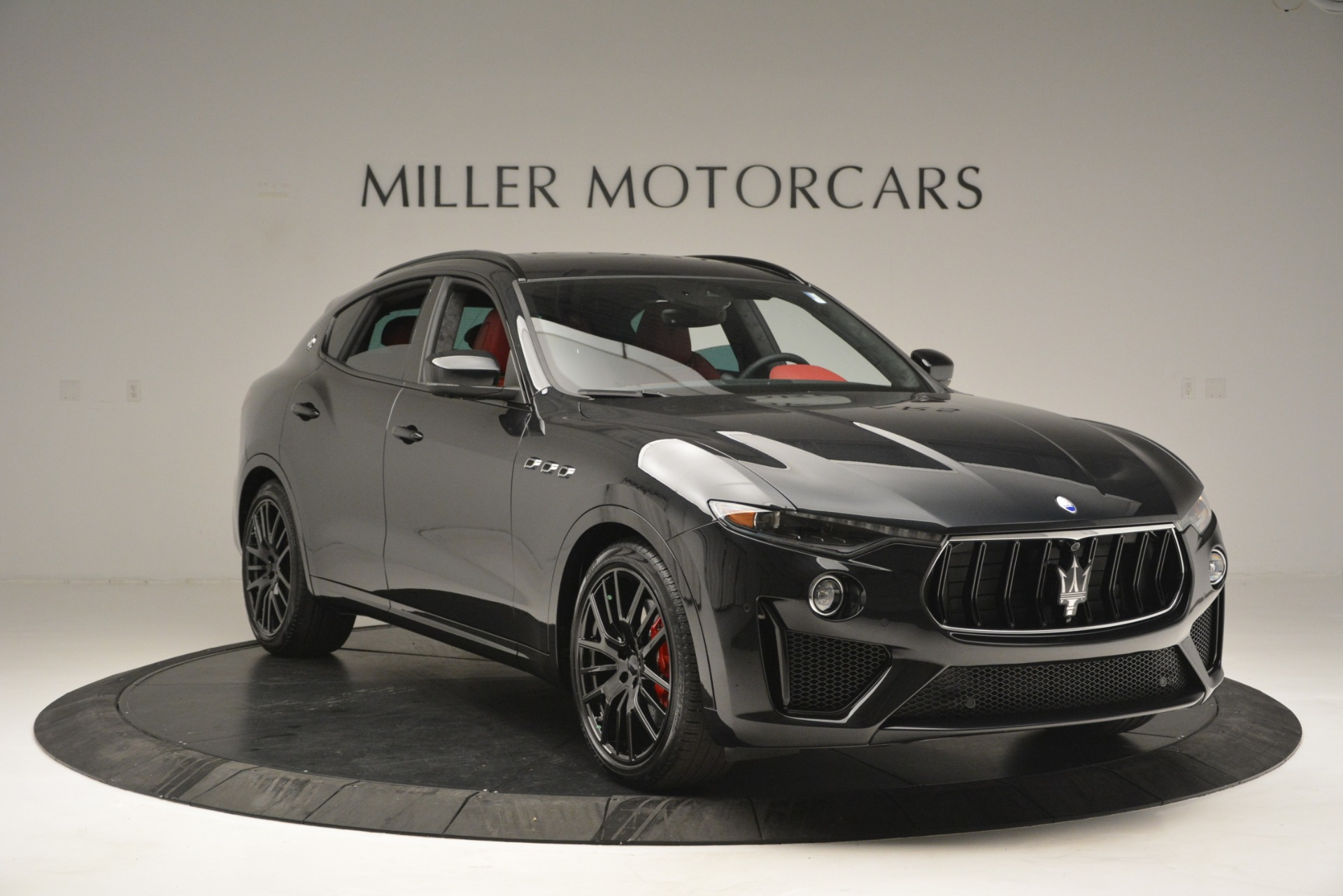New 2019 Maserati Levante GTS For Sale In Westport, CT 2797_p11