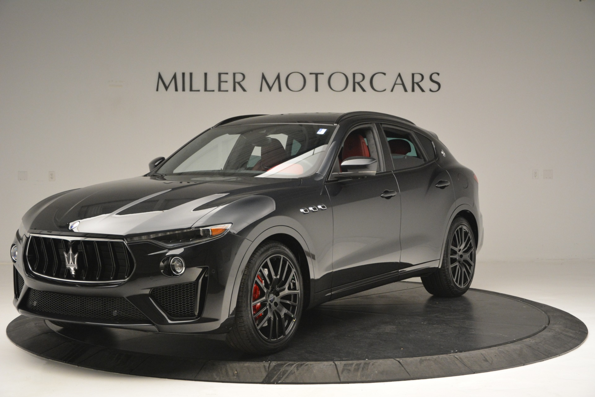 New 2019 Maserati Levante GTS For Sale In Westport, CT 2797_p2