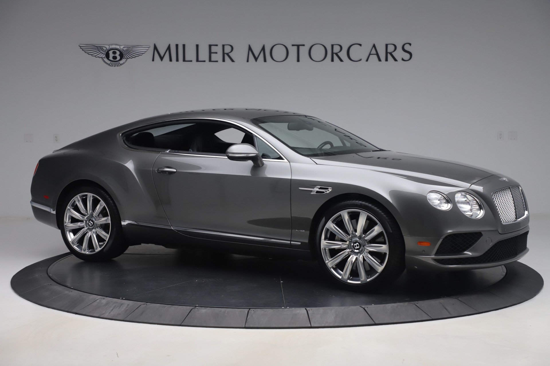 Used 2016 Bentley Continental GT W12 For Sale In Westport, CT 28_p10