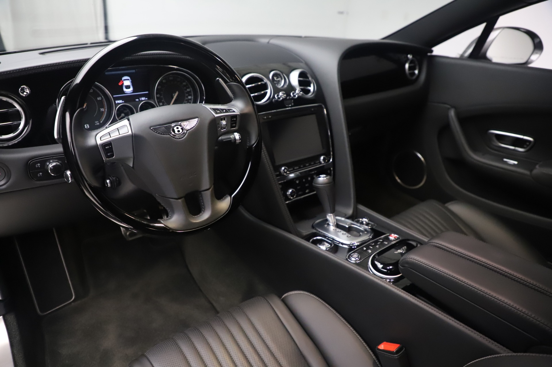 Used 2016 Bentley Continental GT W12 For Sale In Westport, CT 28_p13