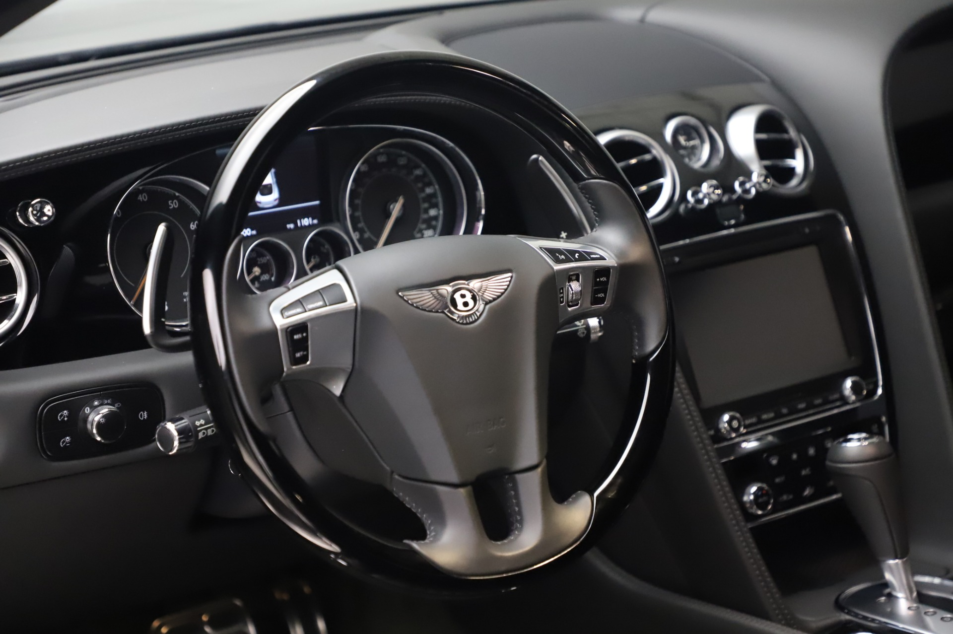 Used 2016 Bentley Continental GT W12 For Sale In Westport, CT 28_p22