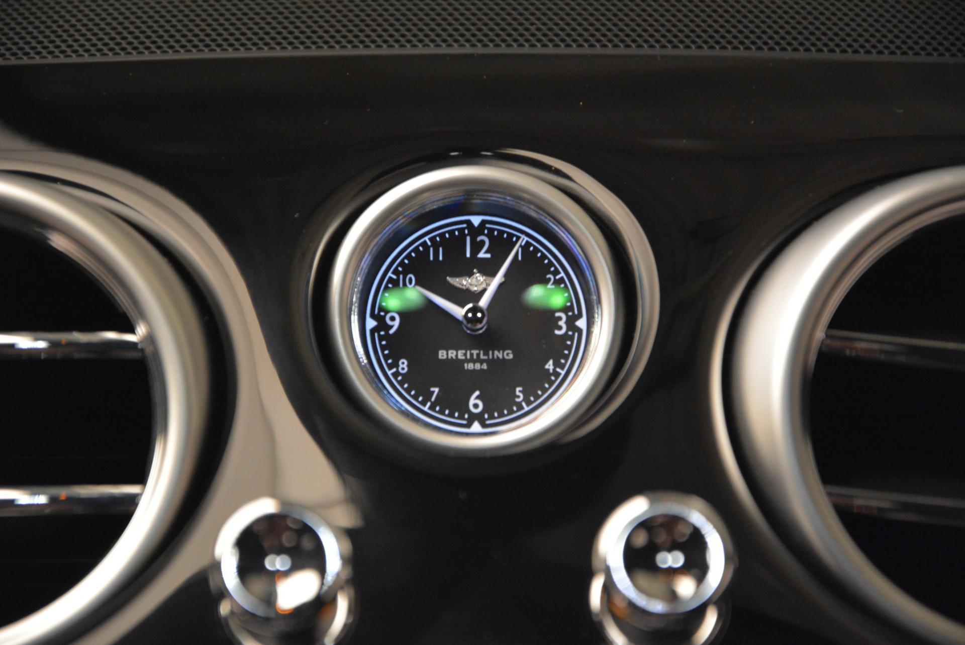 Used 2016 Bentley Continental GT W12 For Sale In Westport, CT 28_p25