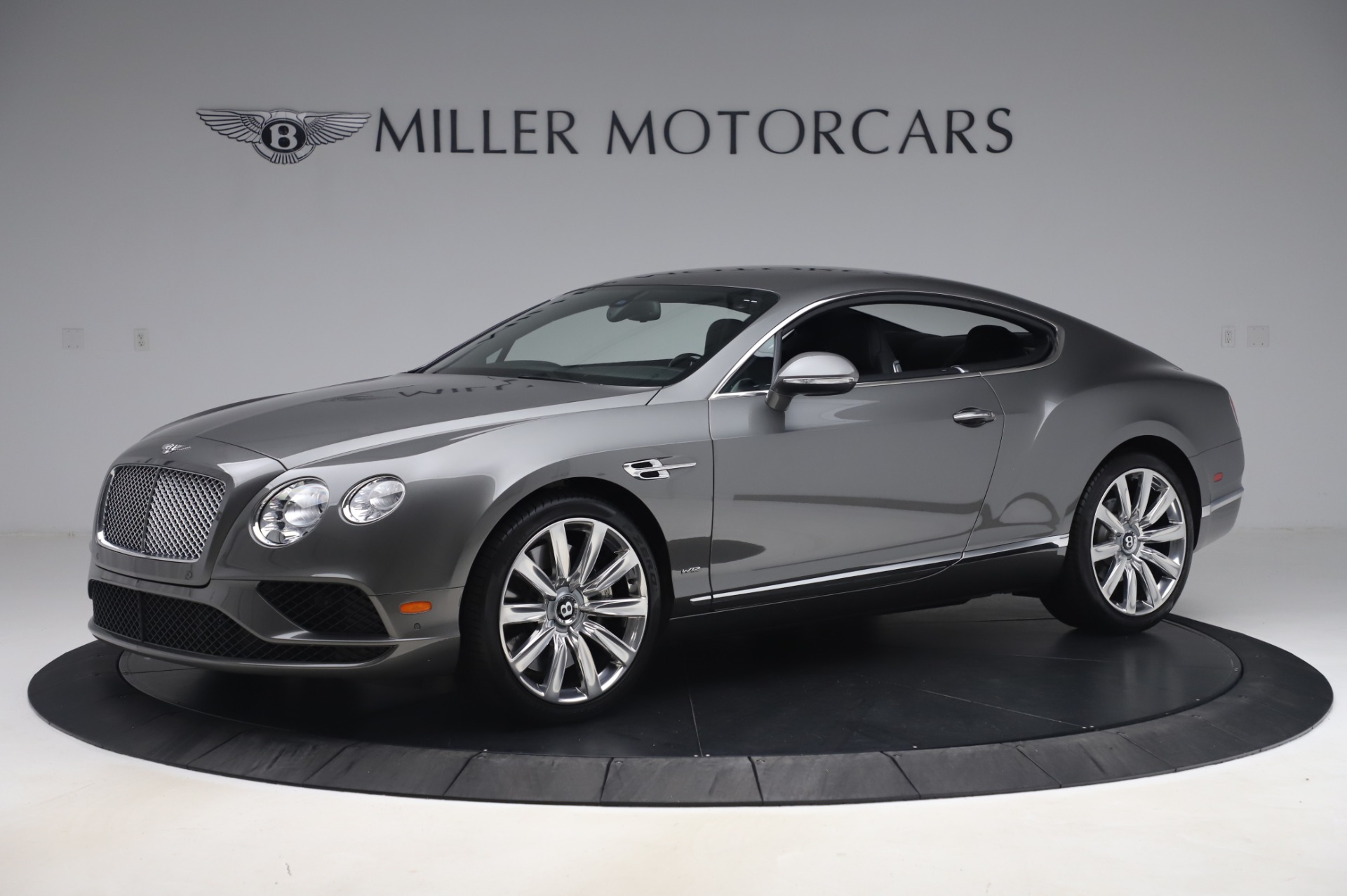 Used 2016 Bentley Continental GT W12 For Sale In Westport, CT 28_p2