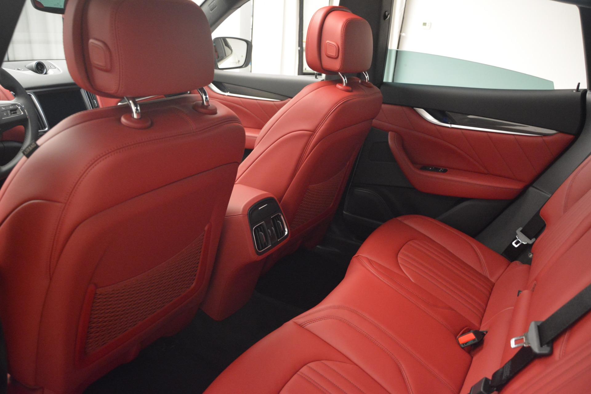 New 2019 Maserati Levante Q4 For Sale In Westport, CT 2802_p18