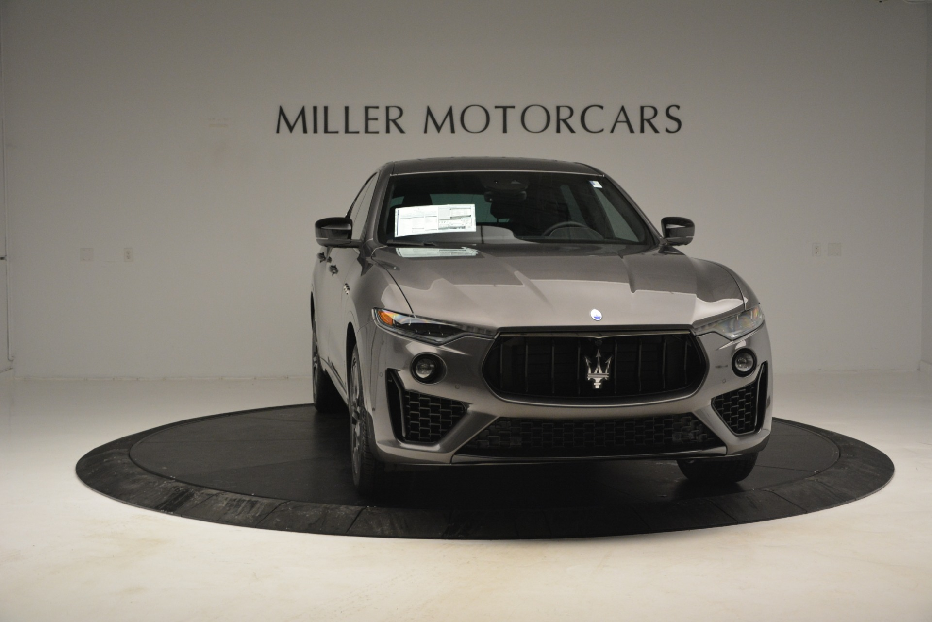 New 2019 Maserati Levante Q4 GranSport For Sale In Westport, CT 2807_p19