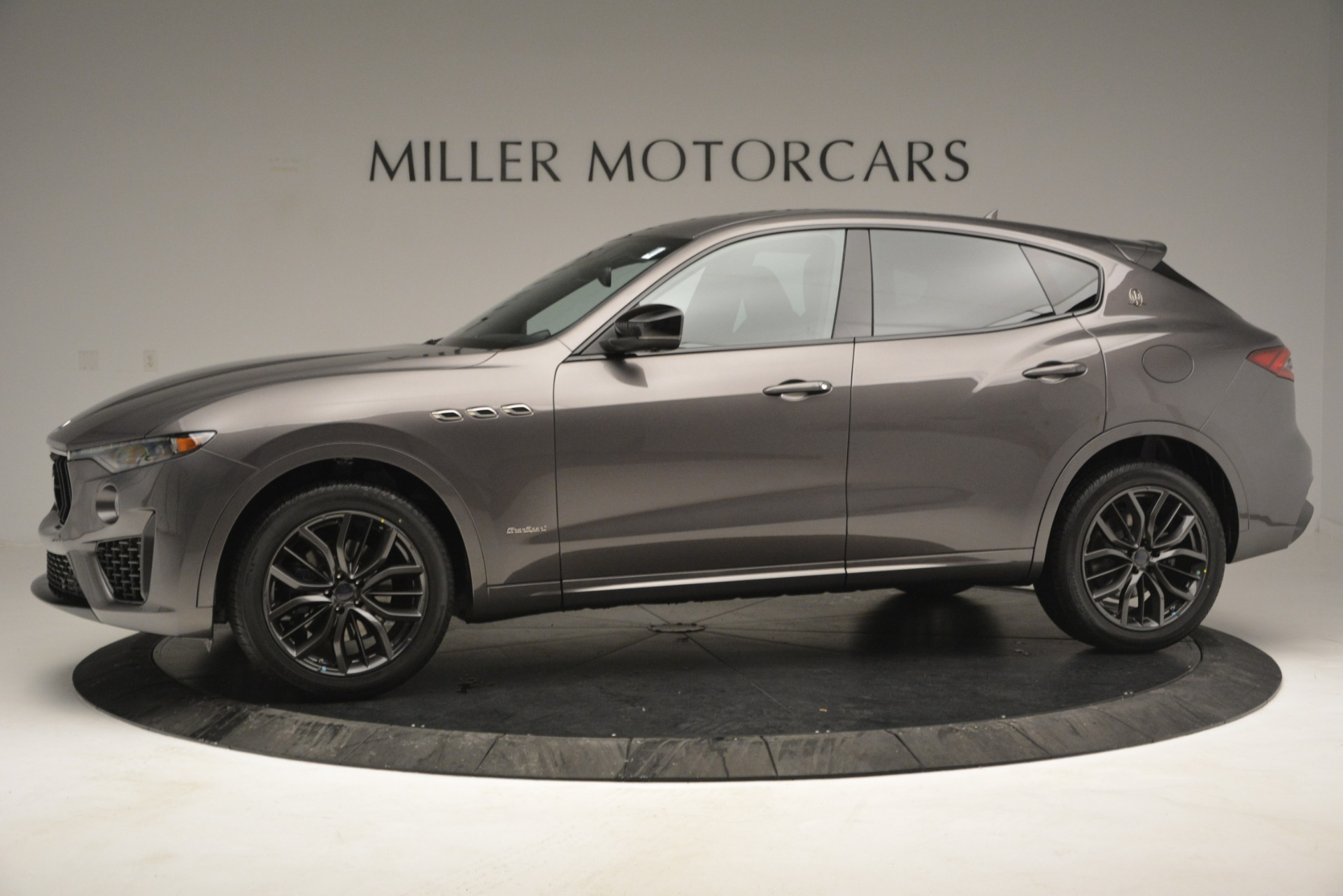 New 2019 Maserati Levante Q4 GranSport For Sale In Westport, CT 2807_p4