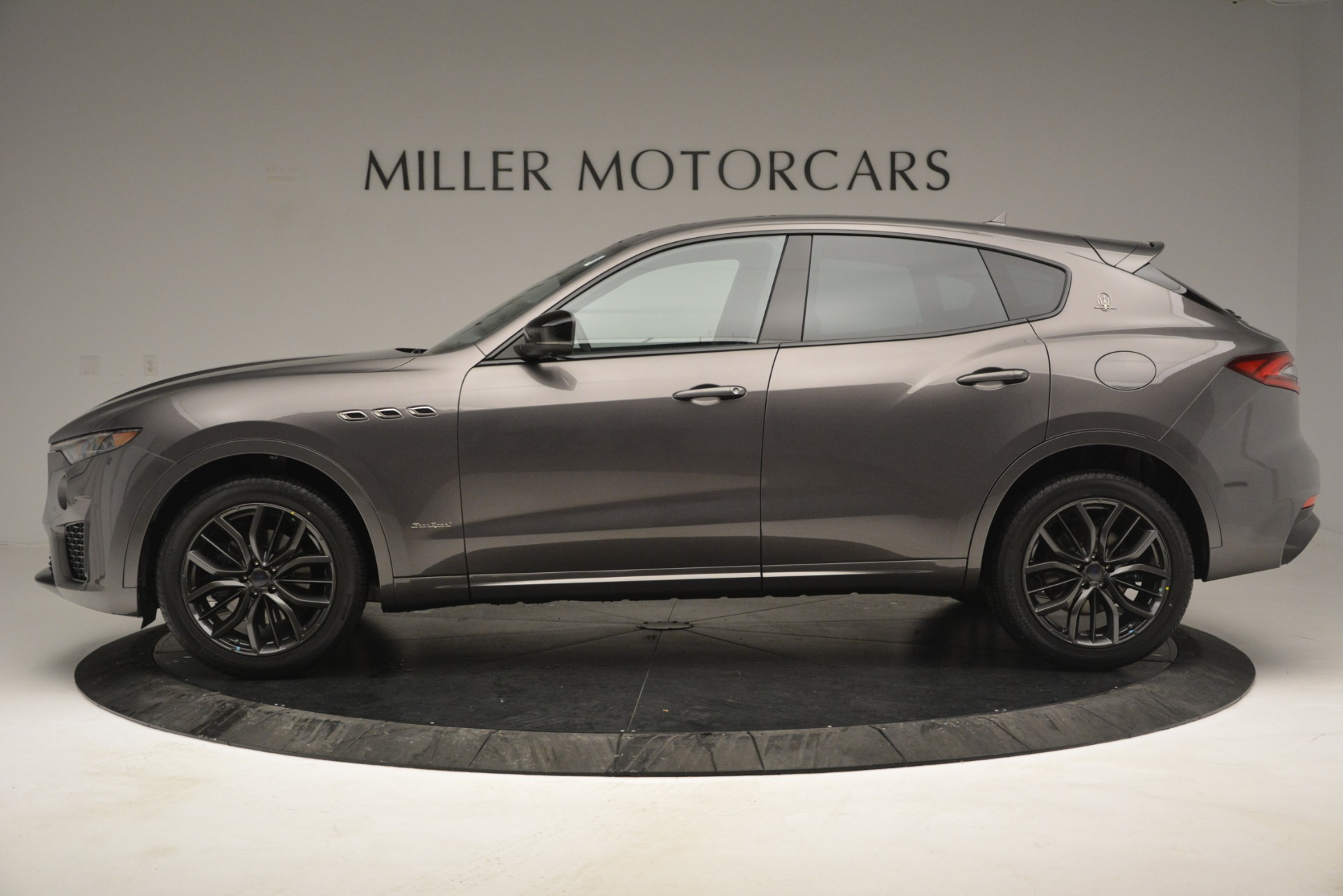 New 2019 Maserati Levante Q4 GranSport For Sale In Westport, CT 2807_p5