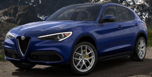 New 2019 Alfa Romeo Stelvio Sport Q4 For Sale In Westport, CT 2808_main