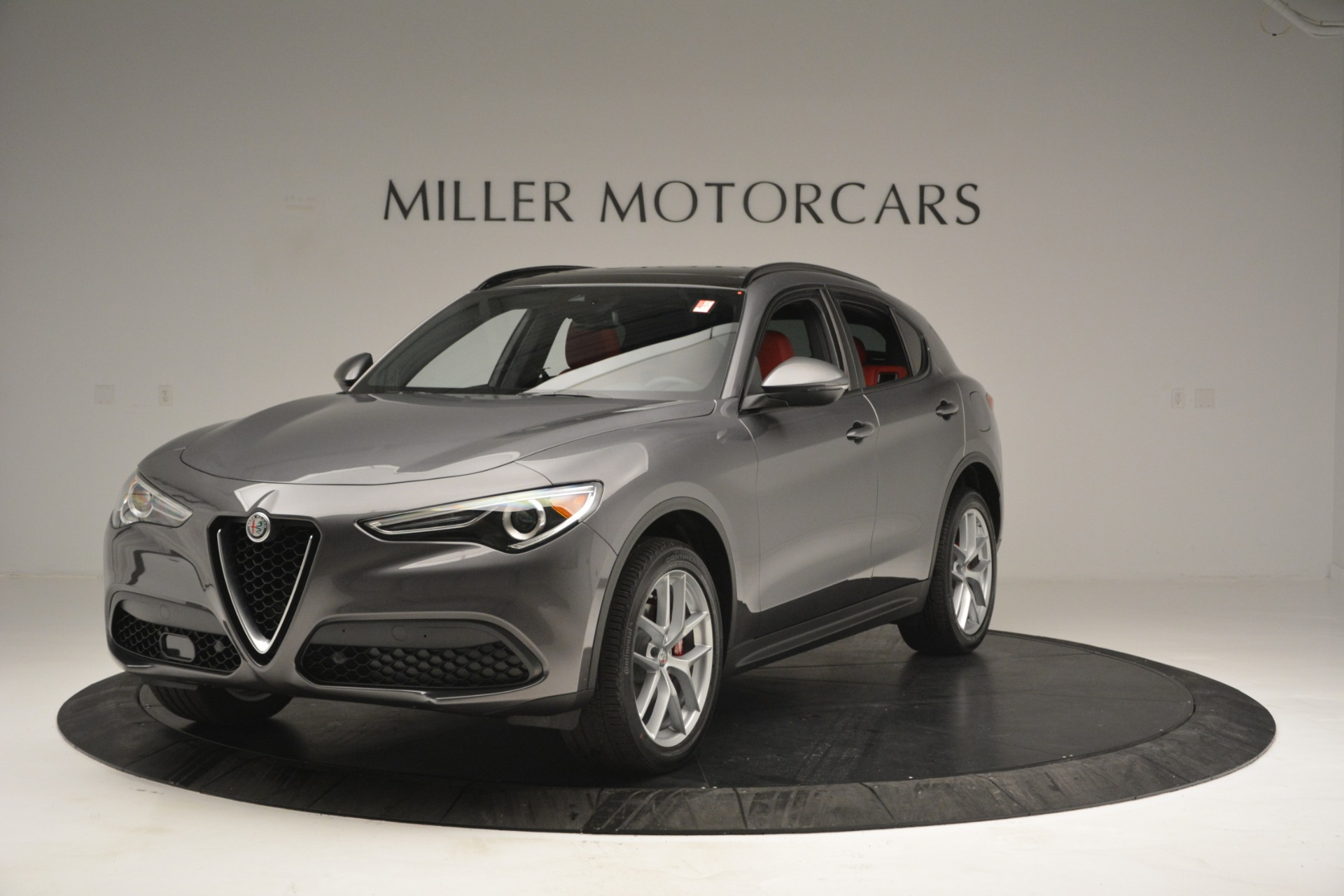 New 2019 Alfa Romeo Stelvio Sport Q4 For Sale In Westport, CT 2809_main