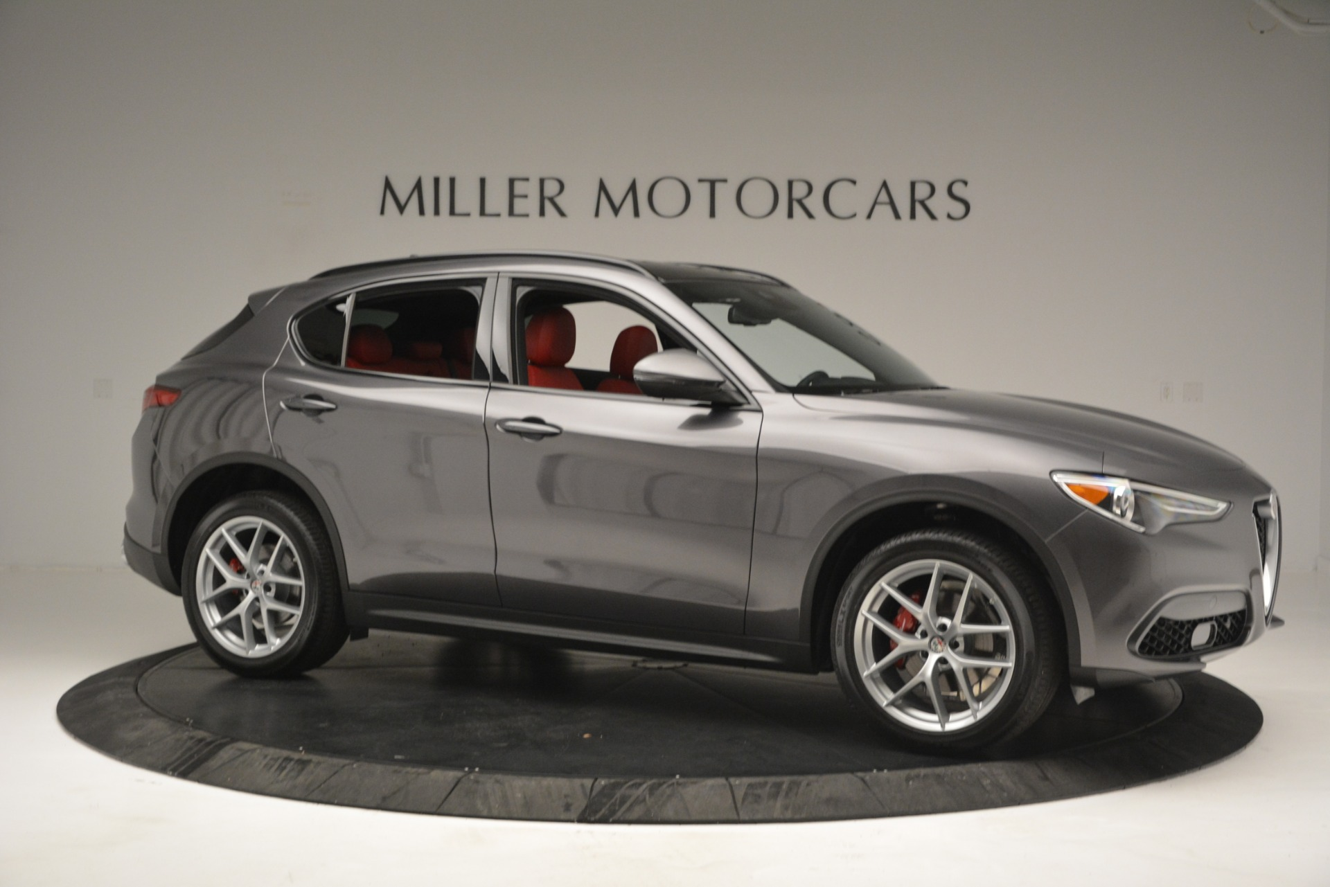 New 2019 Alfa Romeo Stelvio Sport Q4 For Sale In Westport, CT 2809_p10
