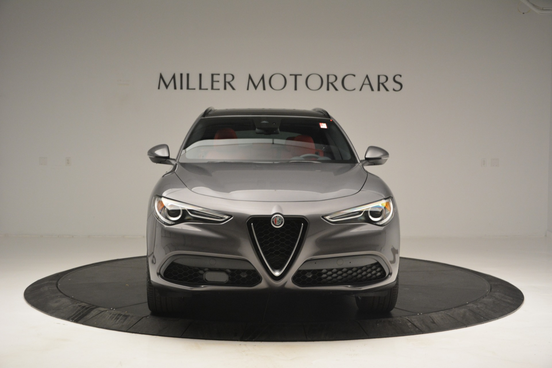 New 2019 Alfa Romeo Stelvio Sport Q4 For Sale In Westport, CT 2809_p12