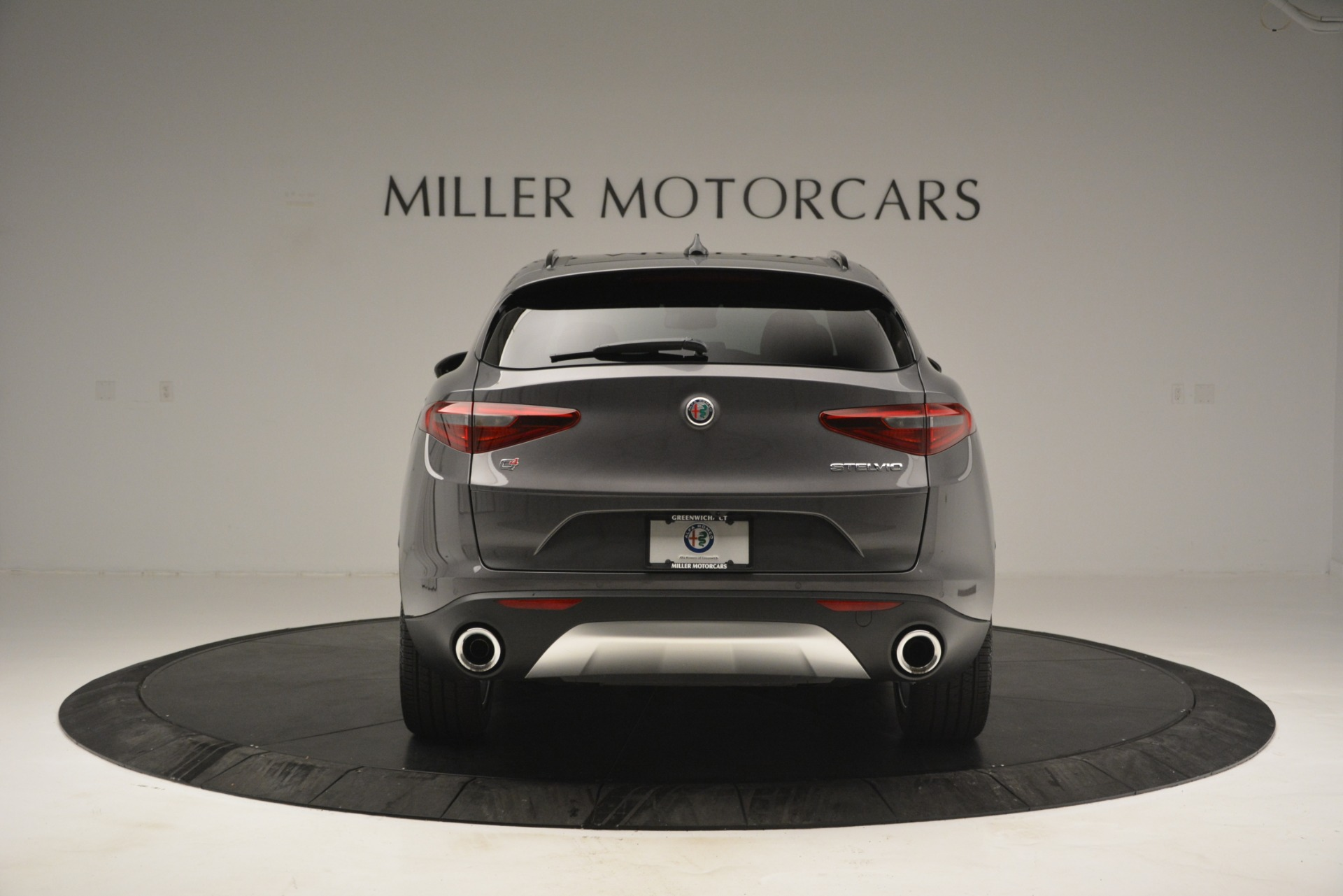 New 2019 Alfa Romeo Stelvio Sport Q4 For Sale In Westport, CT 2809_p6