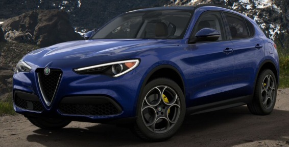 New 2019 Alfa Romeo Stelvio Ti Sport Q4 For Sale In Westport, CT 2810_main