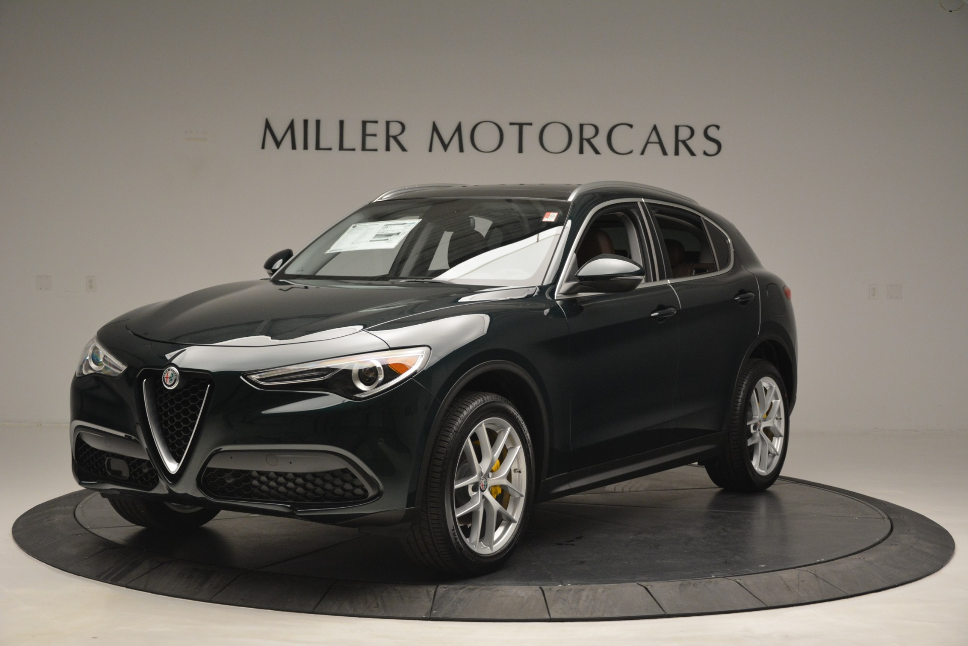 New 2019 Alfa Romeo Stelvio Q4 For Sale In Westport, CT 2812_main