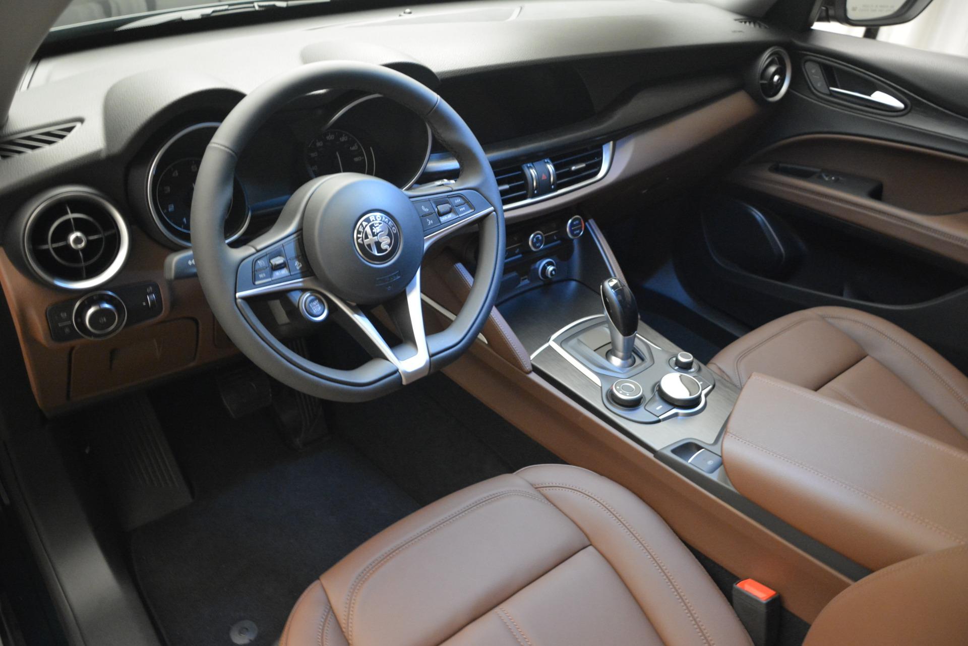 New 2019 Alfa Romeo Stelvio Q4 For Sale In Westport, CT 2812_p14