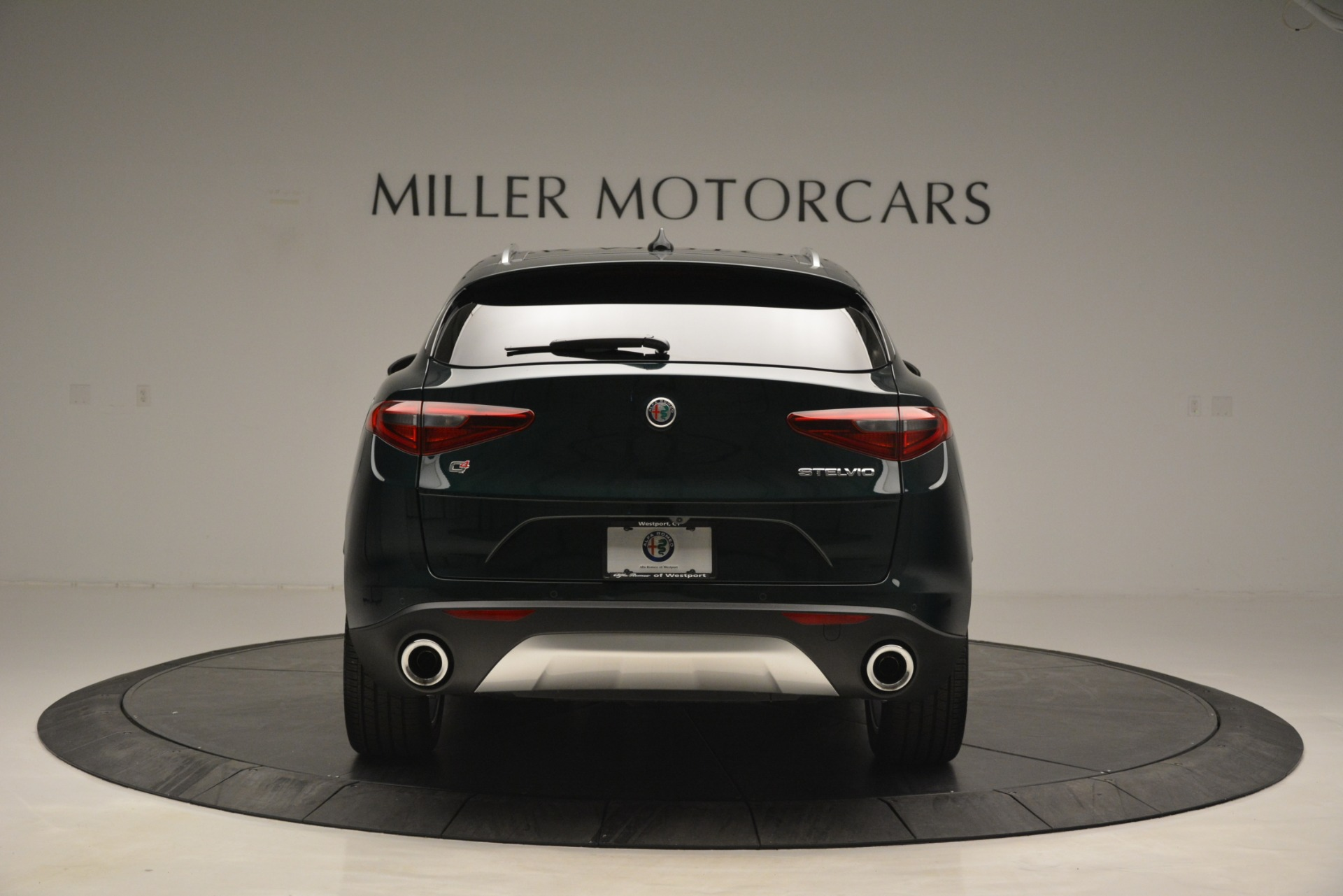 New 2019 Alfa Romeo Stelvio Q4 For Sale In Westport, CT 2812_p6