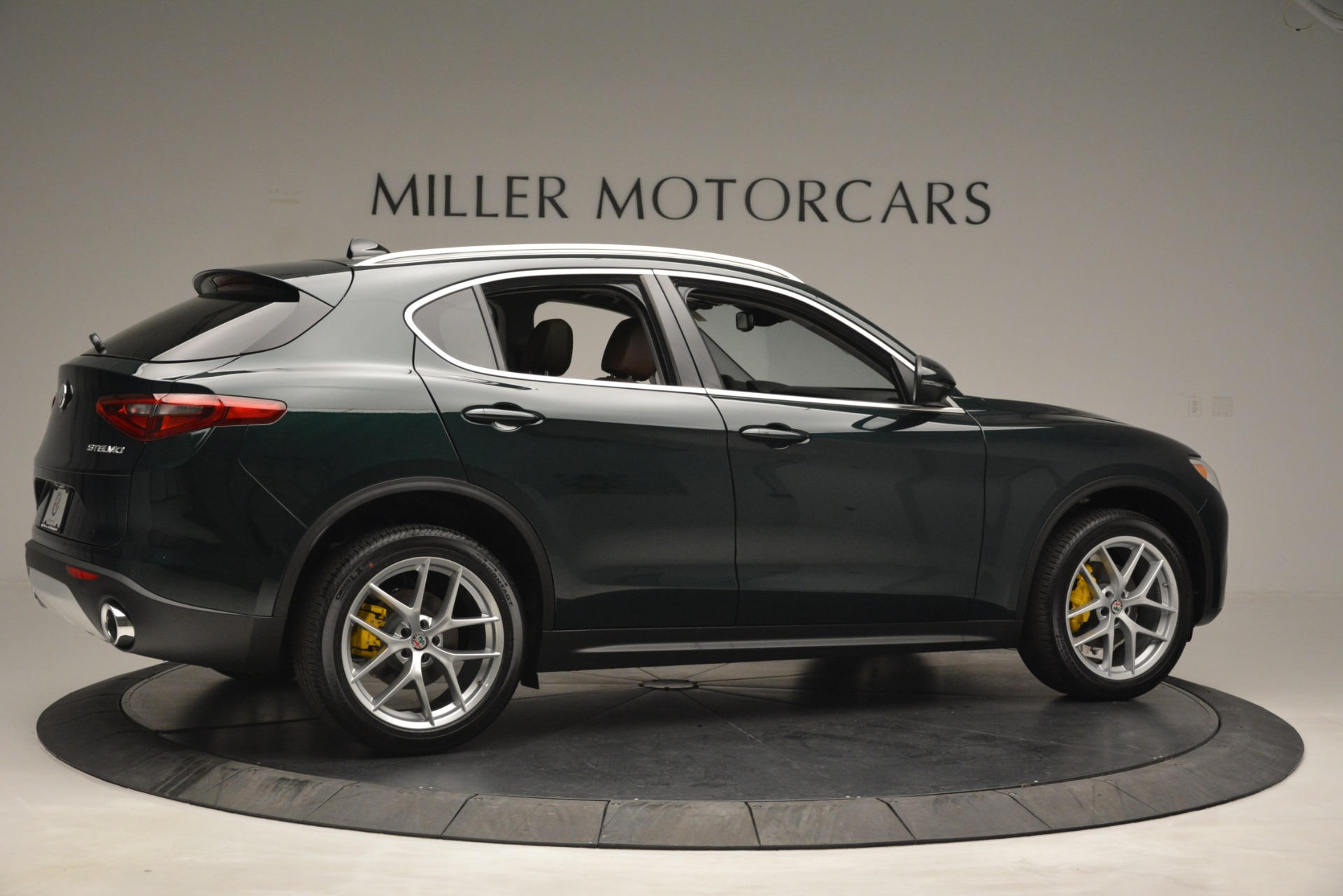 New 2019 Alfa Romeo Stelvio Q4 For Sale In Westport, CT 2812_p8