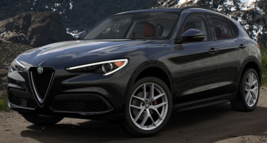 New 2019 Alfa Romeo Stelvio Q4 For Sale In Westport, CT 2813_main