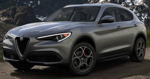 New 2019 Alfa Romeo Stelvio Q4 For Sale In Westport, CT 2817_main