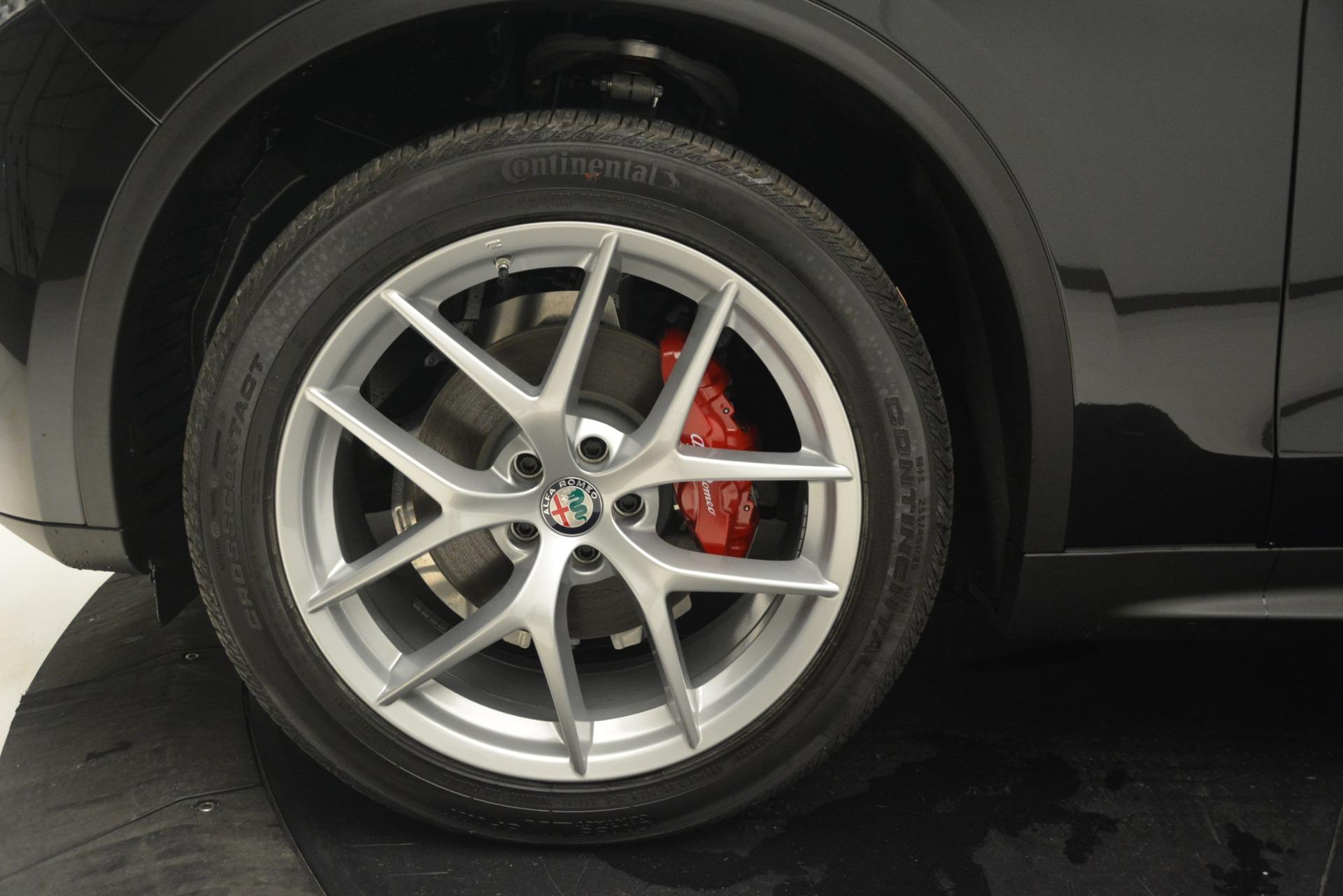 New 2019 Alfa Romeo Stelvio Q4 For Sale In Westport, CT 2818_p20
