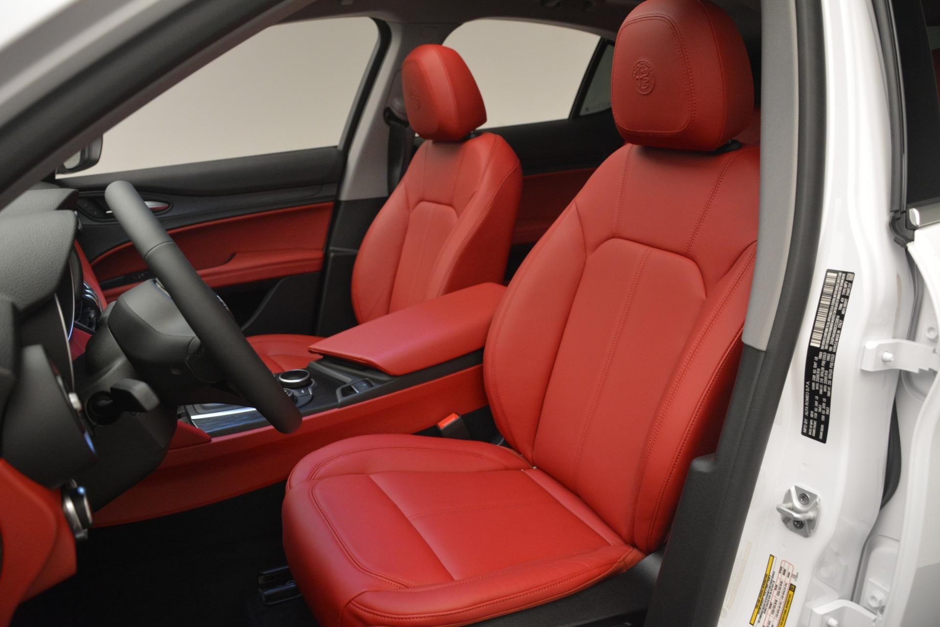 New 2019 Alfa Romeo Stelvio Q4 For Sale In Westport, CT 2819_p13