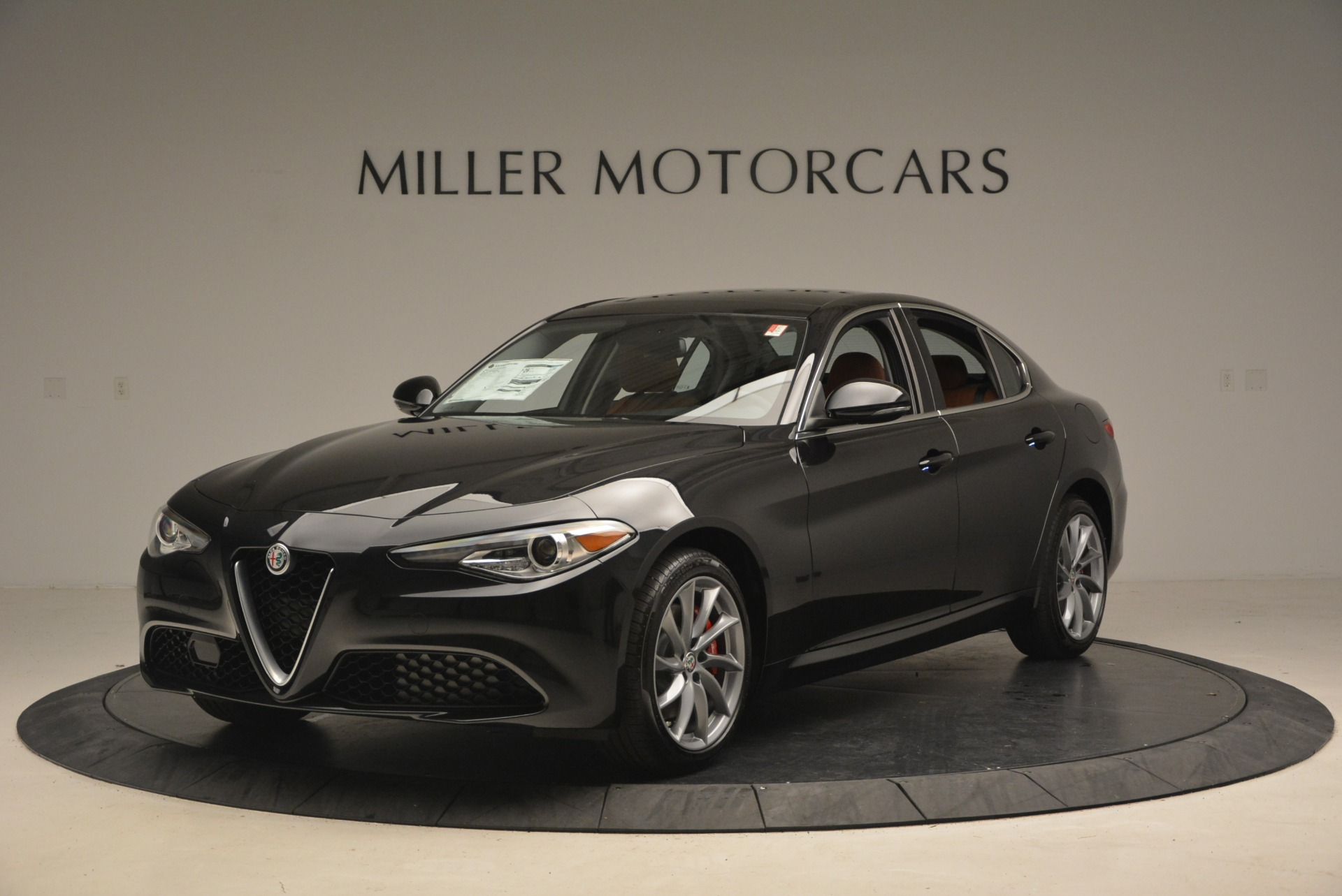 New 2019 Alfa Romeo Giulia Q4 For Sale In Westport, CT 2820_main