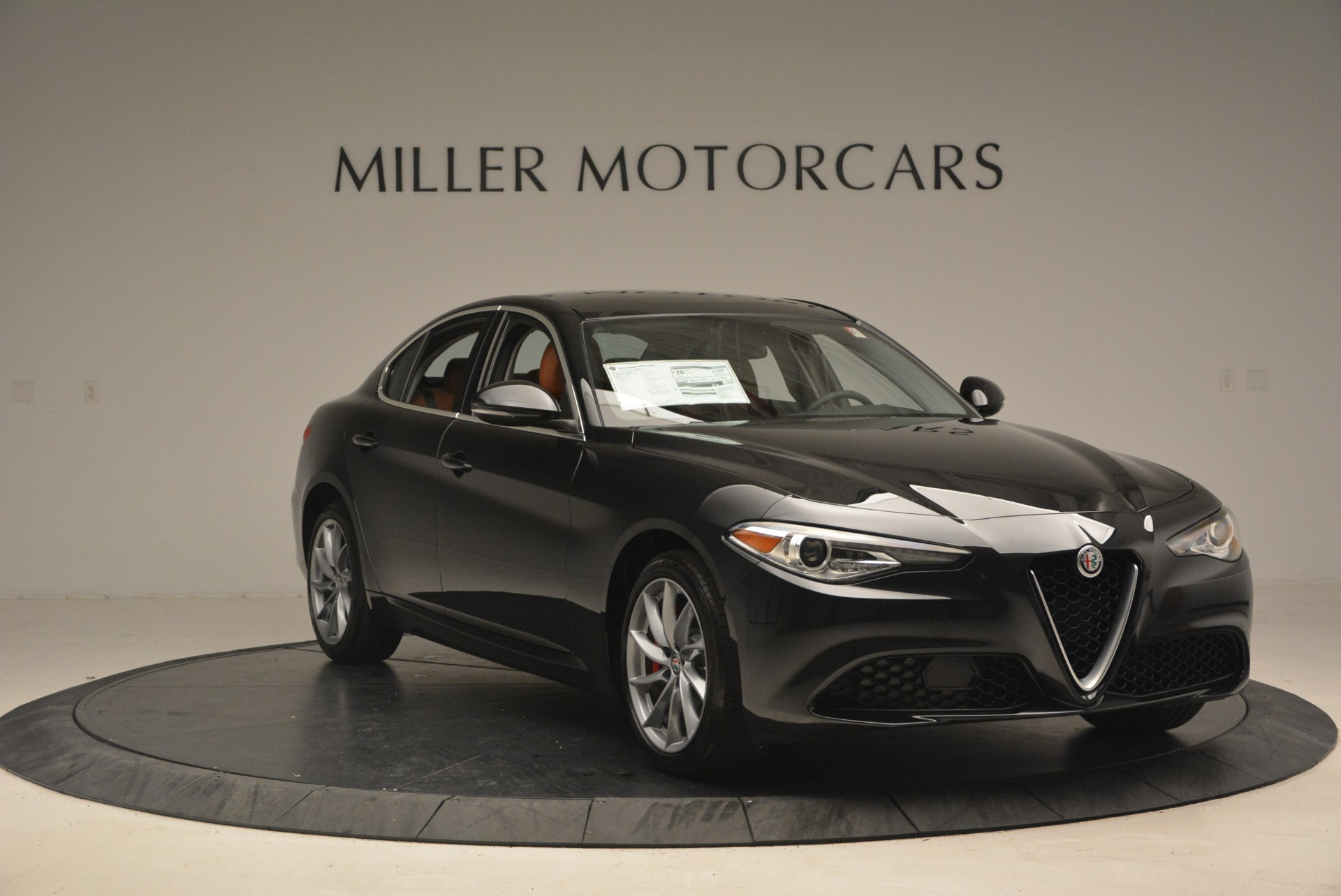 New 2019 Alfa Romeo Giulia Q4 For Sale In Westport, CT 2820_p11
