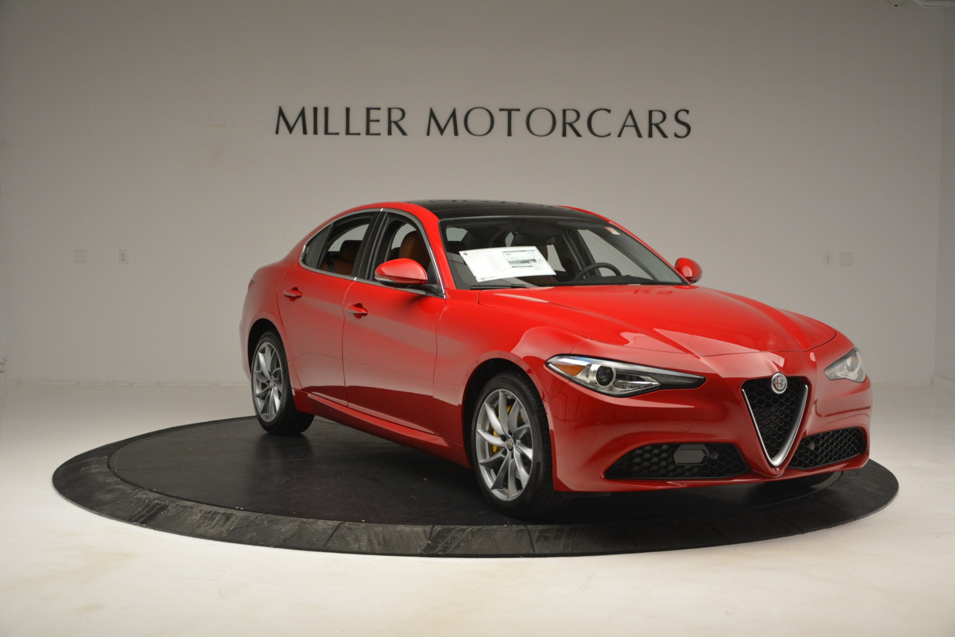 New 2019 Alfa Romeo Giulia Q4 For Sale In Westport, CT 2821_p11