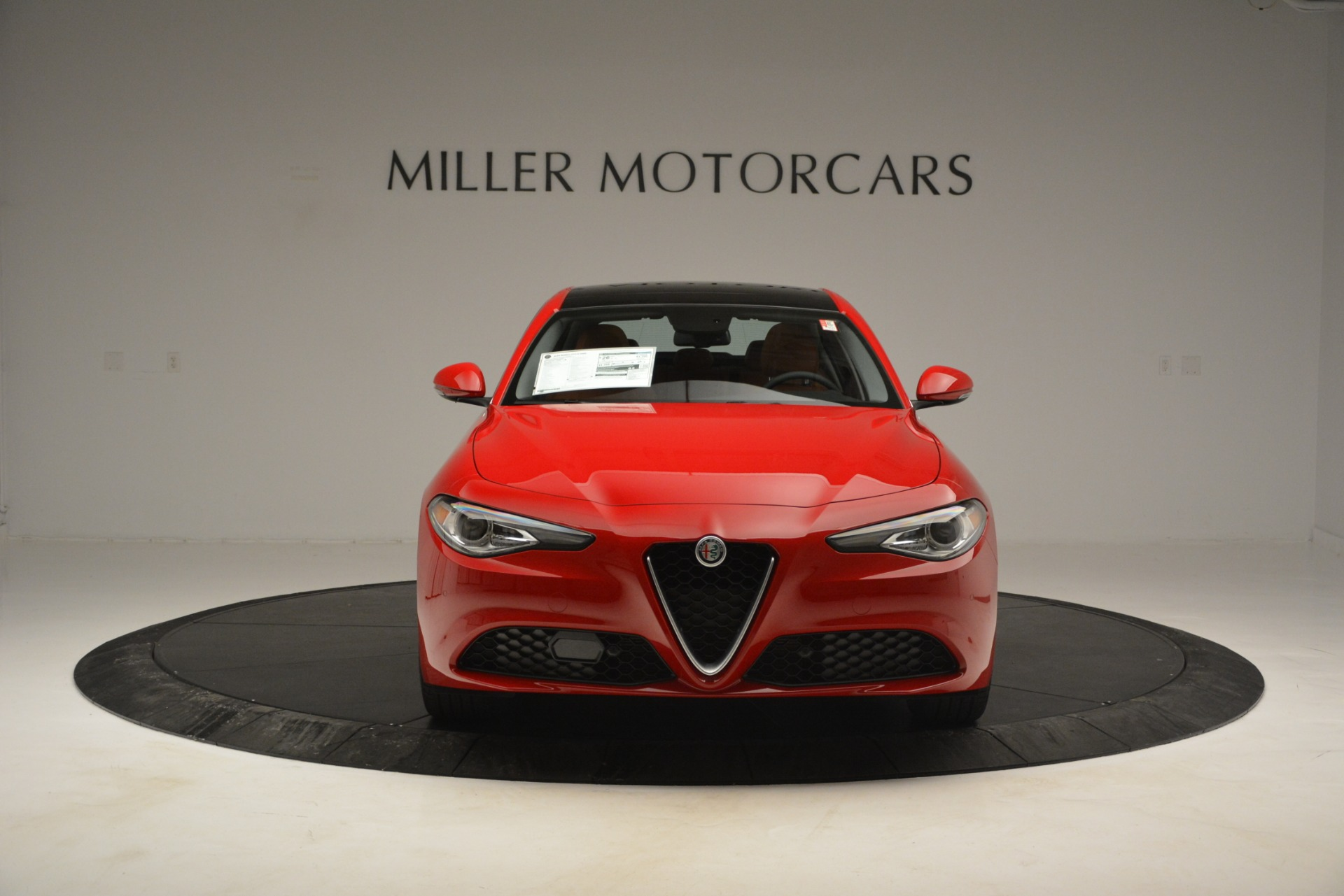 New 2019 Alfa Romeo Giulia Q4 For Sale In Westport, CT 2821_p12
