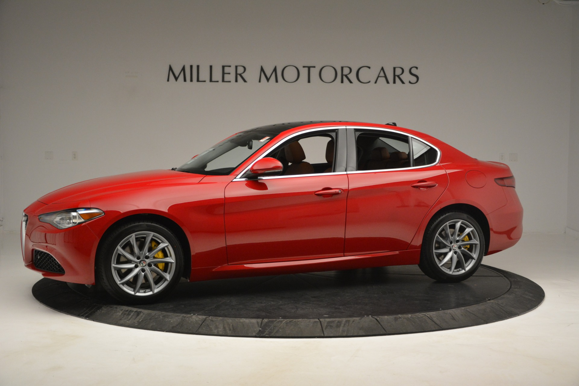 New 2019 Alfa Romeo Giulia Q4 For Sale In Westport, CT 2821_p2