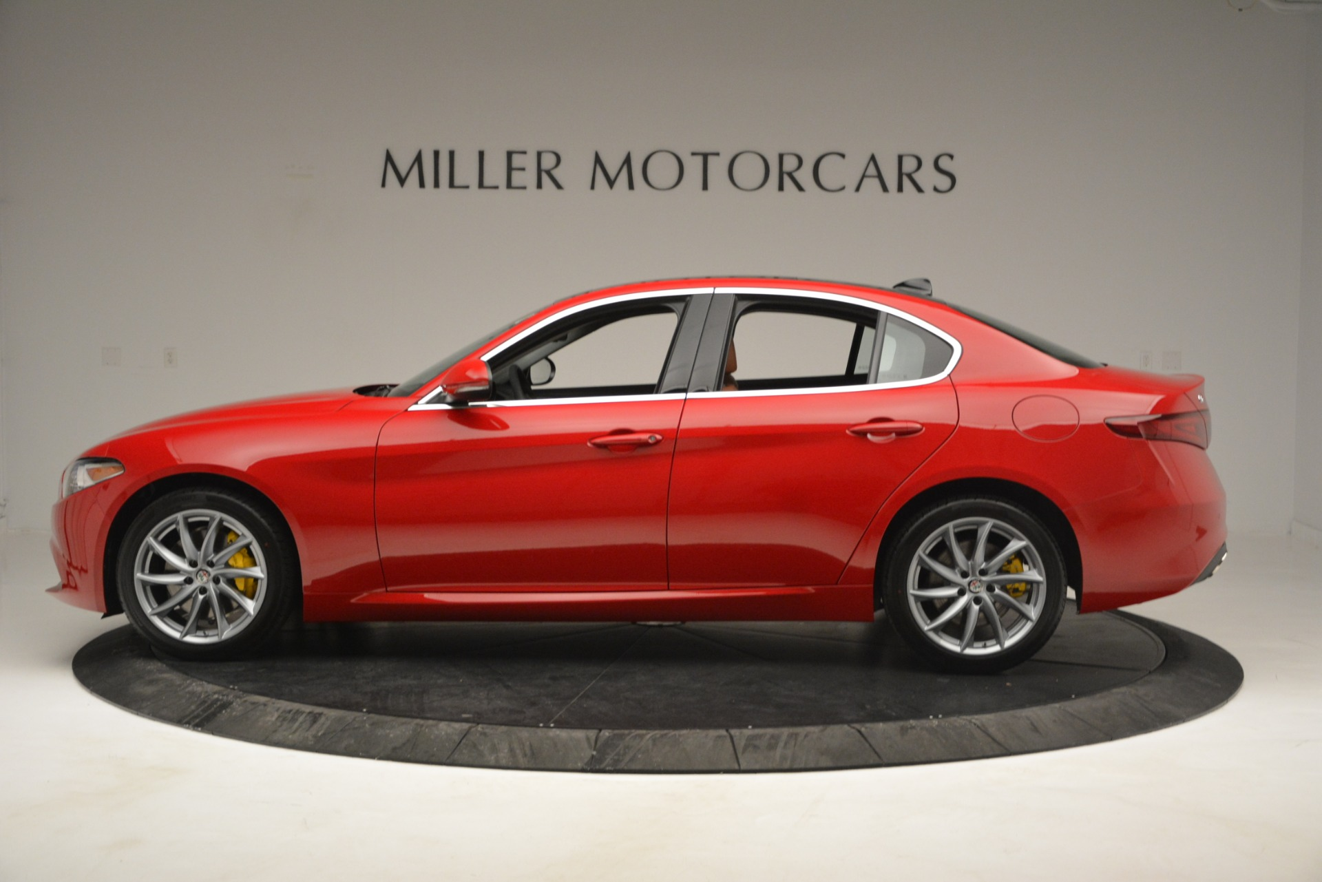 New 2019 Alfa Romeo Giulia Q4 For Sale In Westport, CT 2821_p3