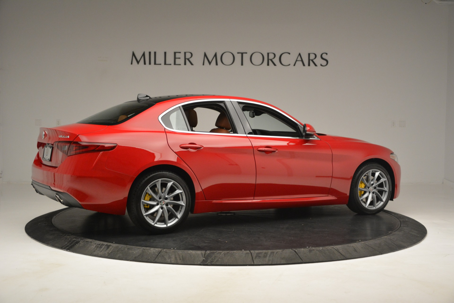 New 2019 Alfa Romeo Giulia Q4 For Sale In Westport, CT 2821_p8