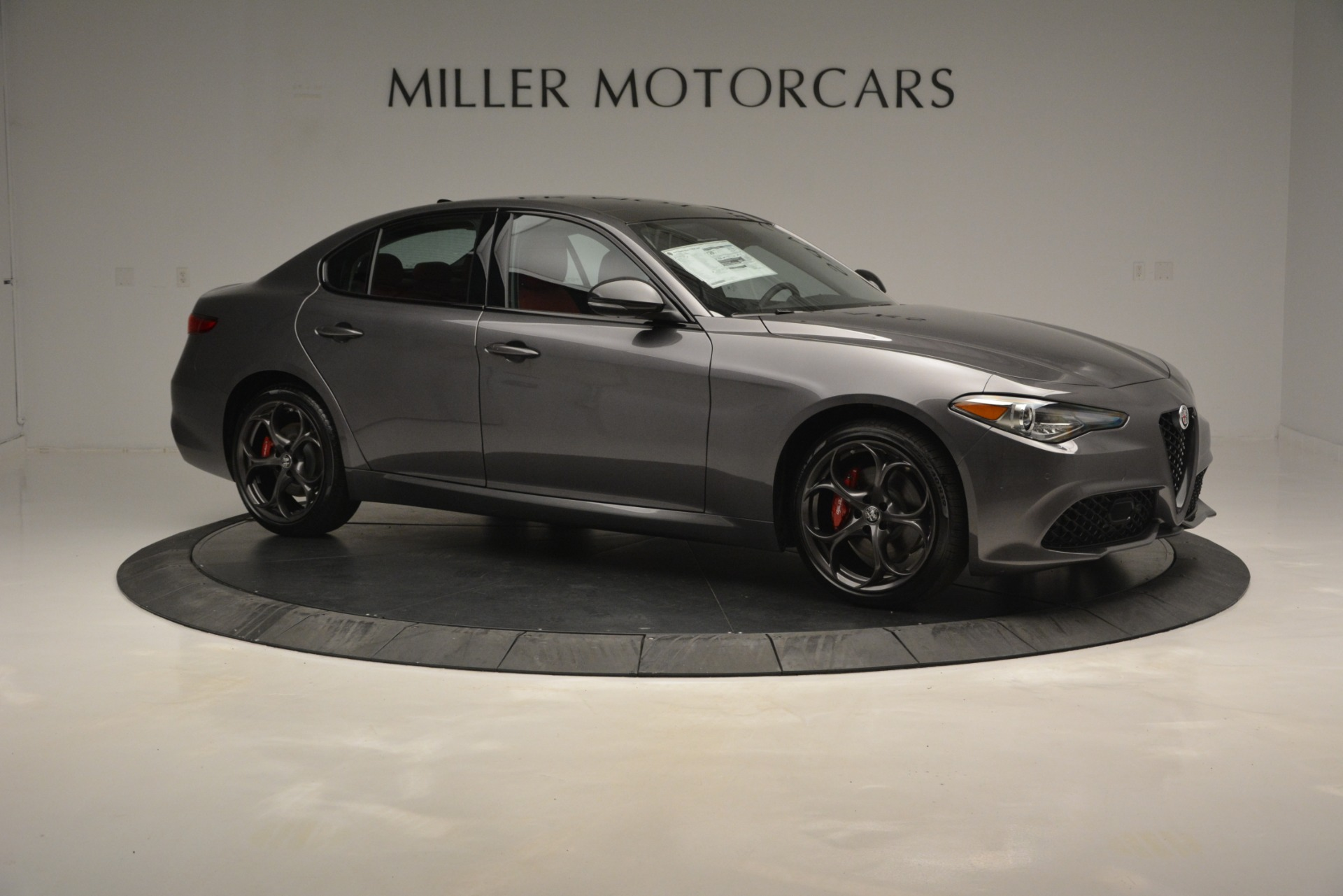 New 2019 Alfa Romeo Giulia Ti Sport Q4 For Sale In Westport, CT 2824_p10
