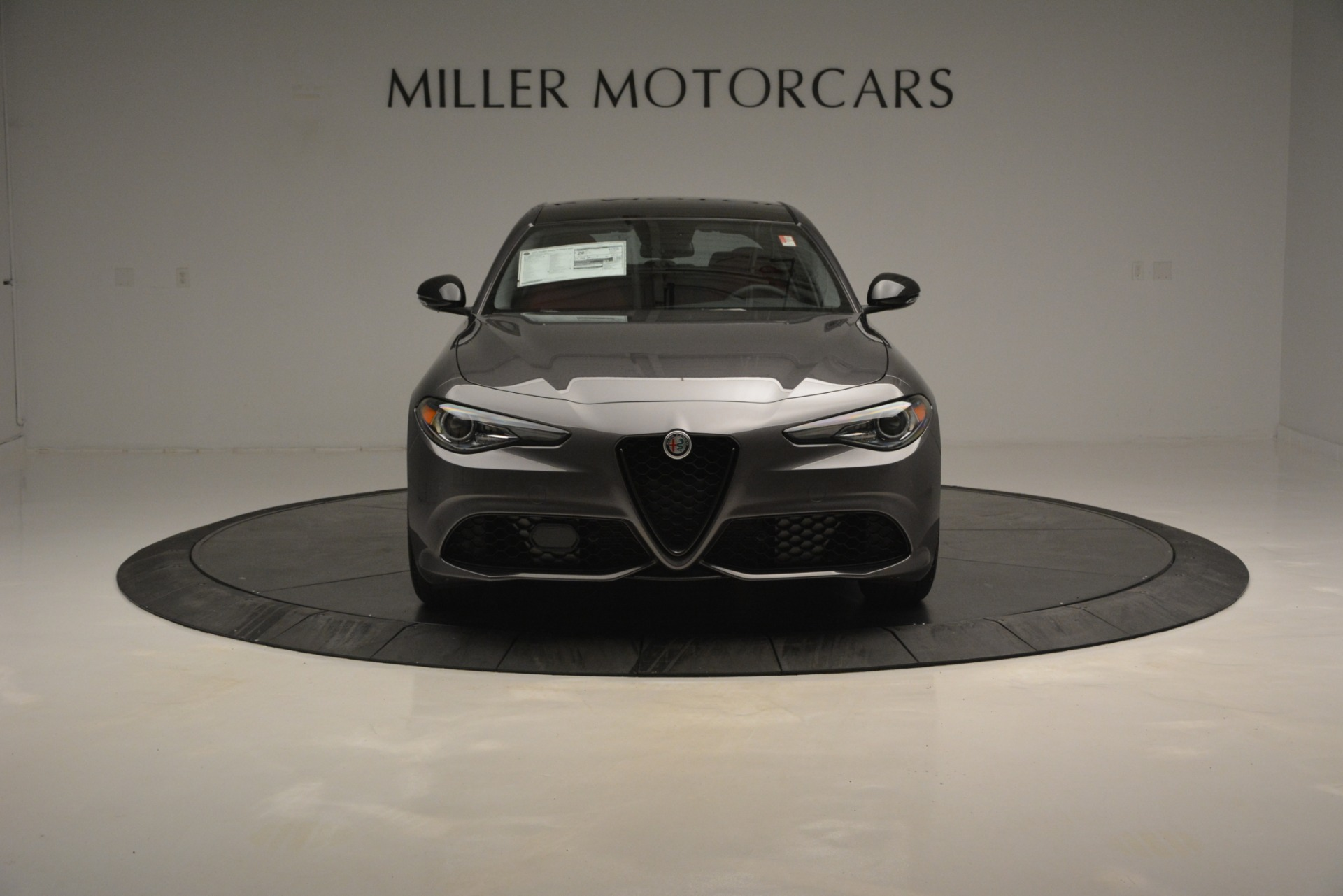 New 2019 Alfa Romeo Giulia Ti Sport Q4 For Sale In Westport, CT 2824_p12