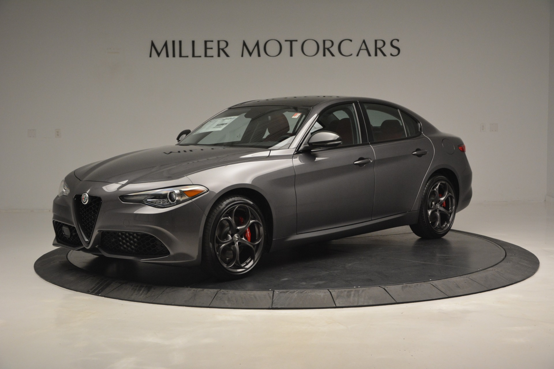 New 2019 Alfa Romeo Giulia Ti Sport Q4 For Sale In Westport, CT 2824_p2