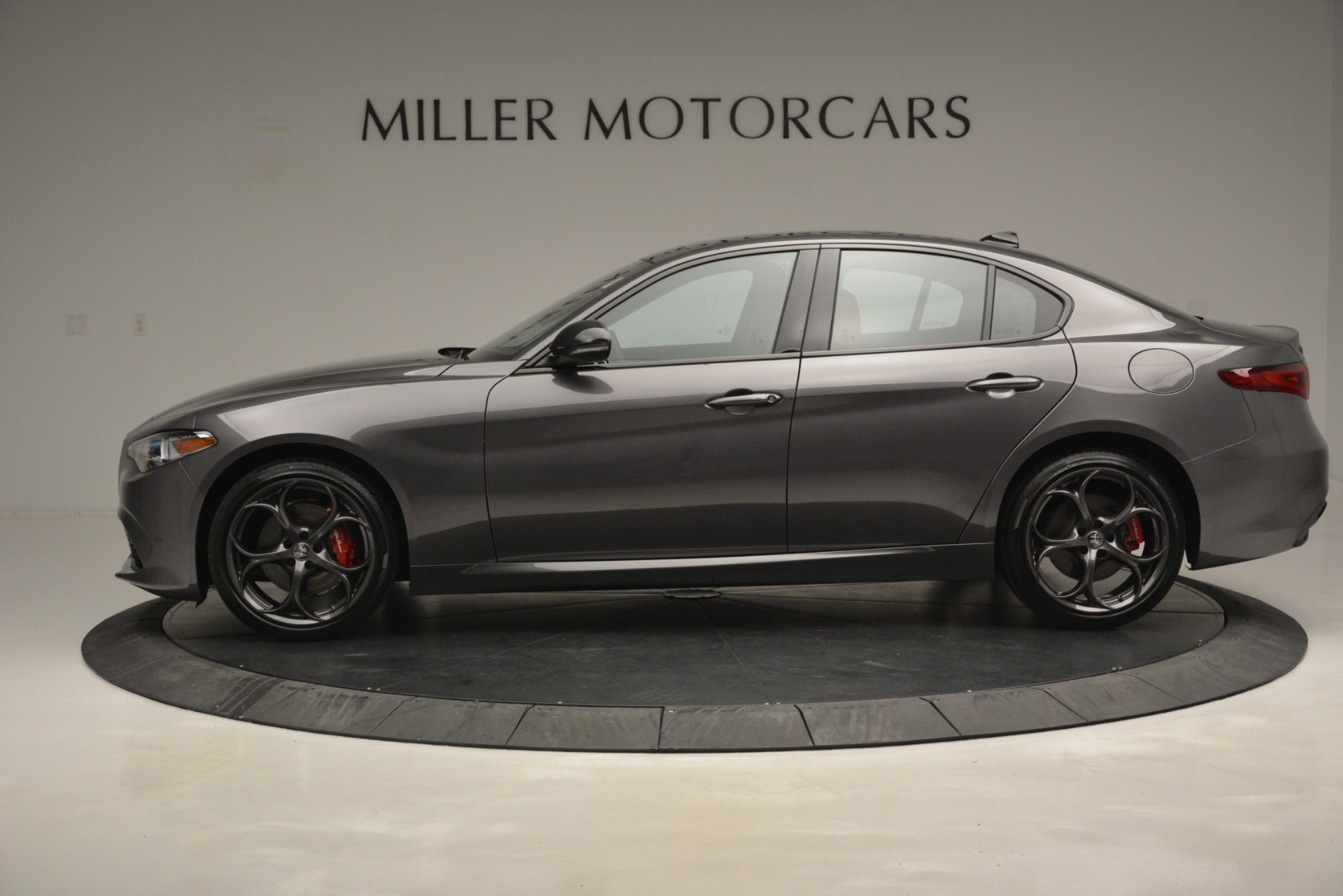 New 2019 Alfa Romeo Giulia Ti Sport Q4 For Sale In Westport, CT 2824_p3